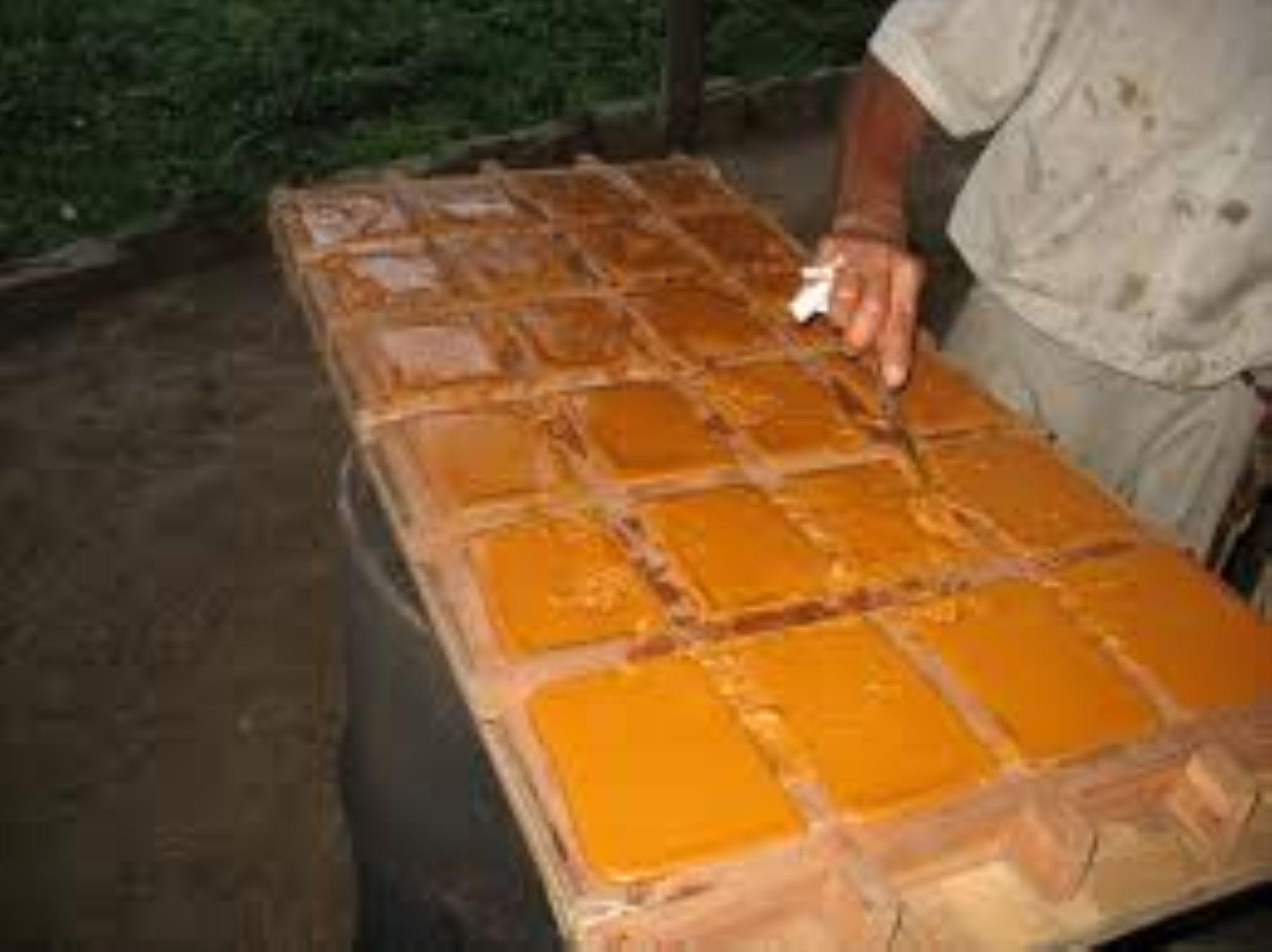 Impulsan producción de panela granulada en Piura. Foto: ANDINA/Internet.