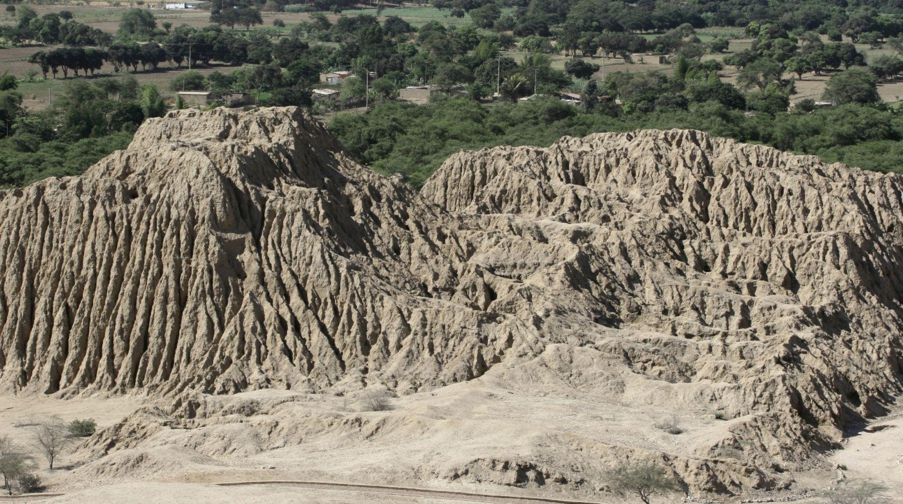 Complejo arqueológico Túcume.ANDINA/archivo