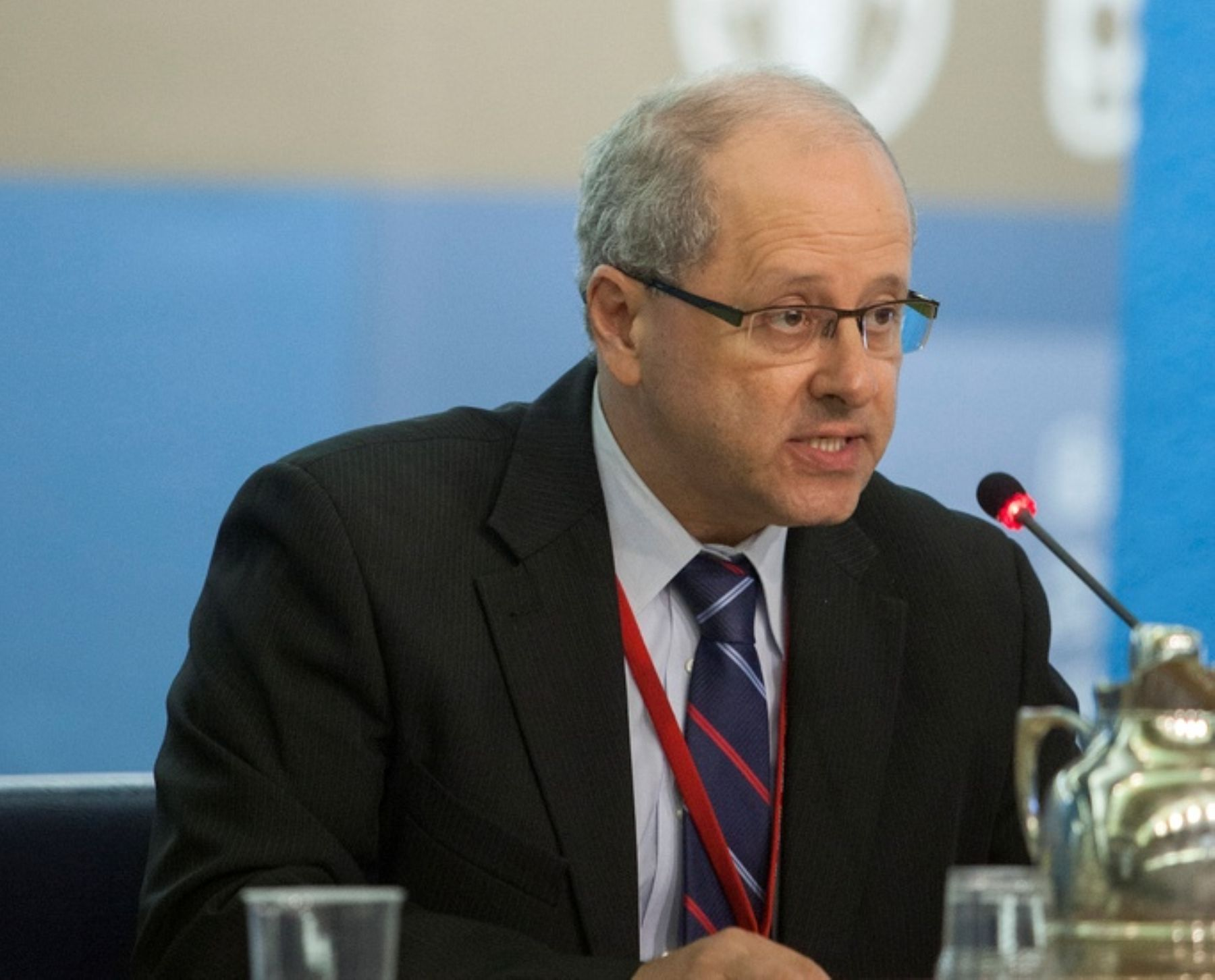 Eduardo Mansur, Director División de Evaluación Departamento Forestal FAO.