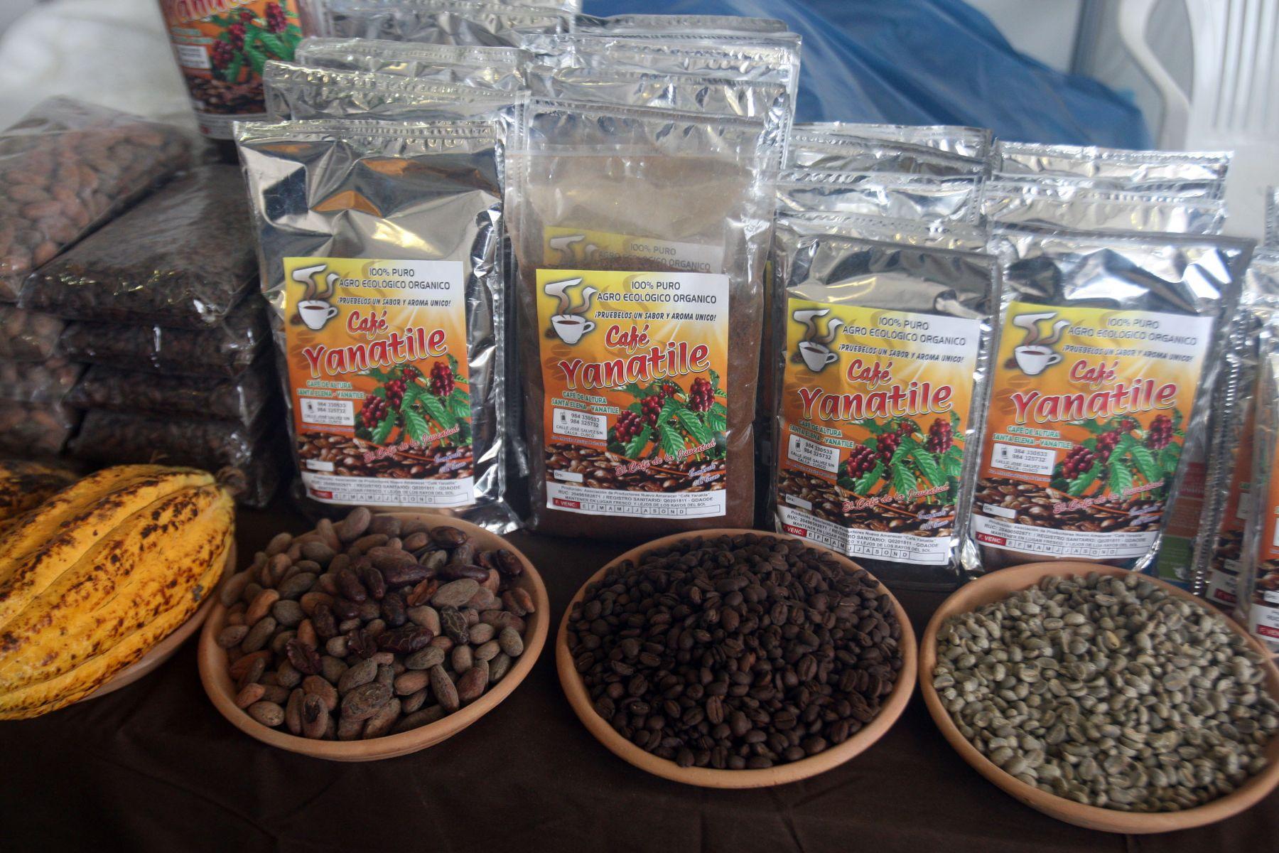 Peru State Cafe Menu