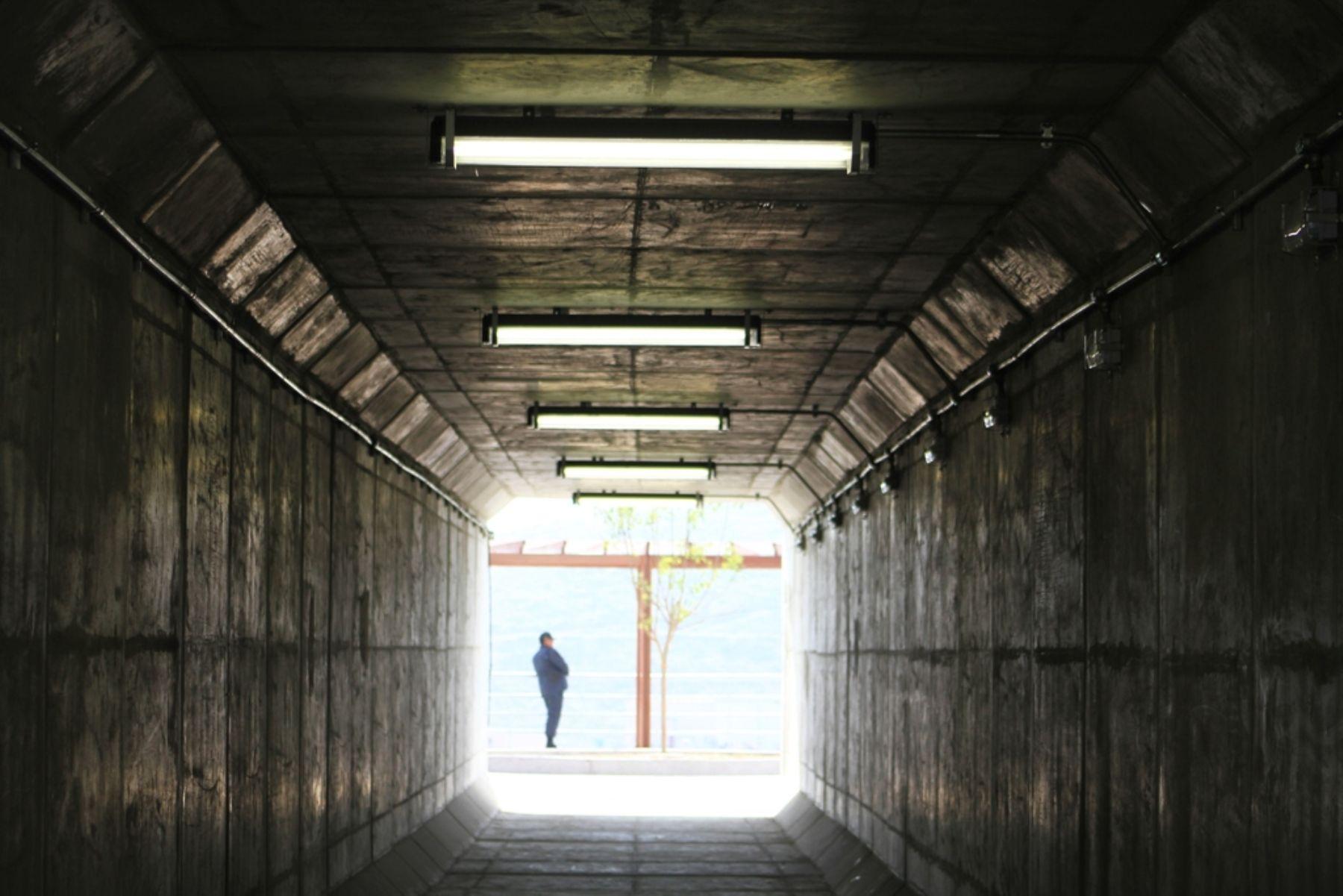 Culminan obras de intercambio vial de Alipio Ponce. Foto: Difusión