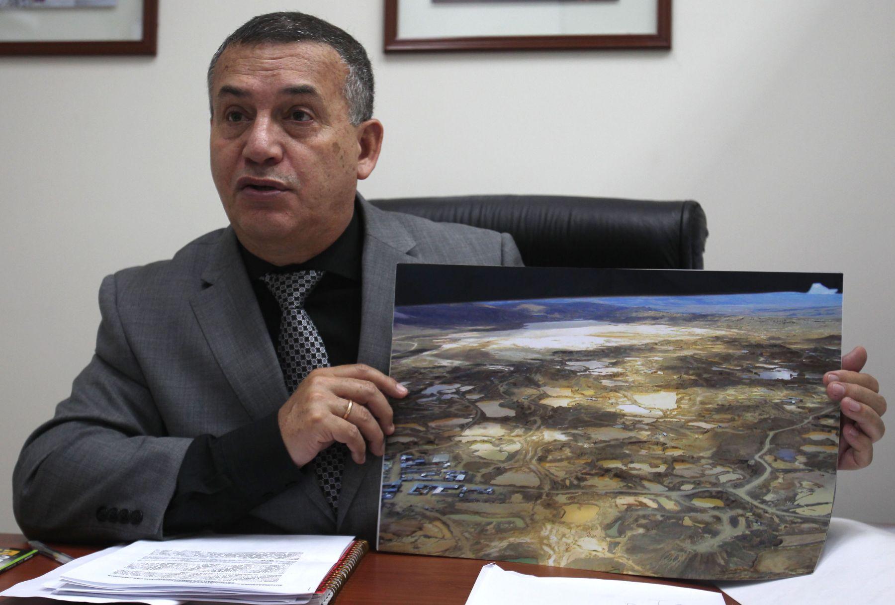 Daniel Urresti, alto comisionado para temas de formalización minera. Foto: ANDINA/Archivo.
