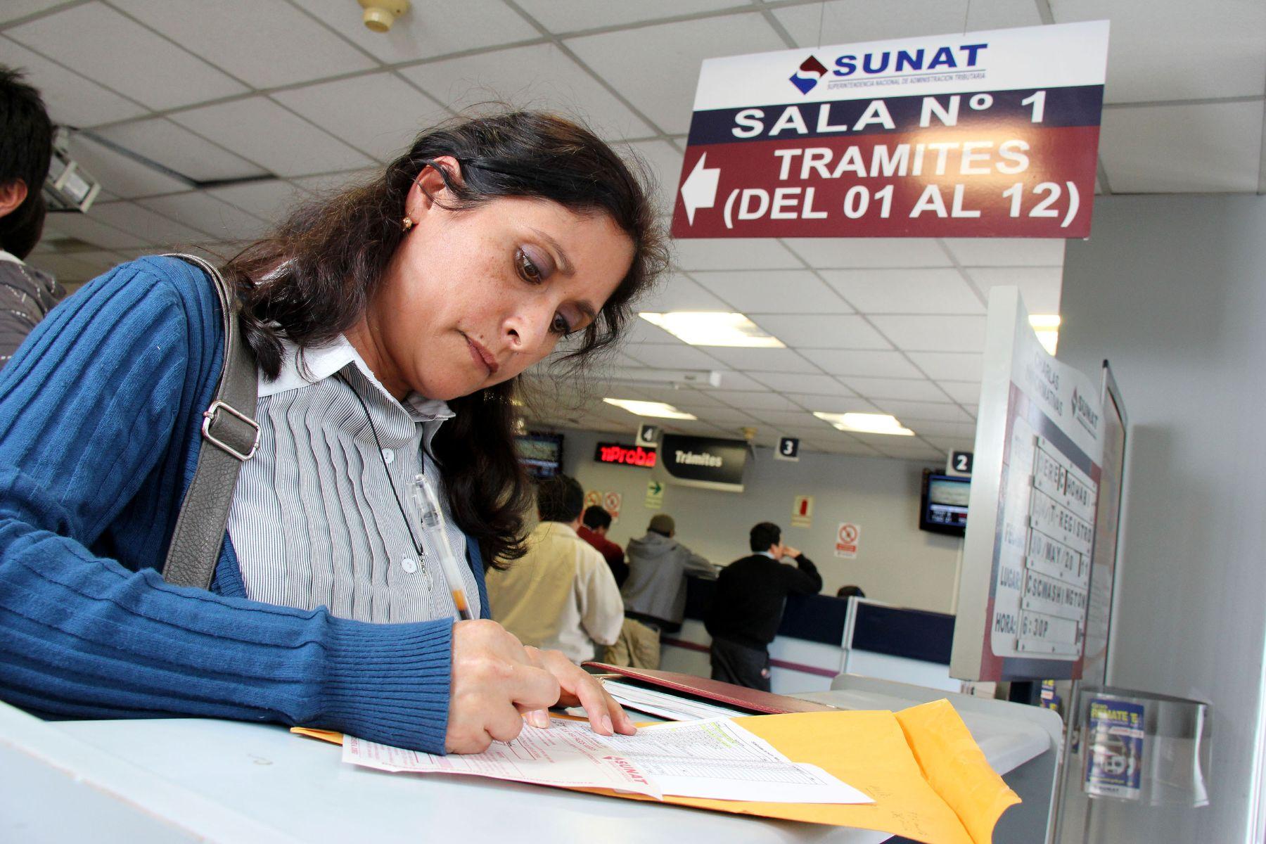 Sunat devolverá a contribuyentes exceso de pago del IR