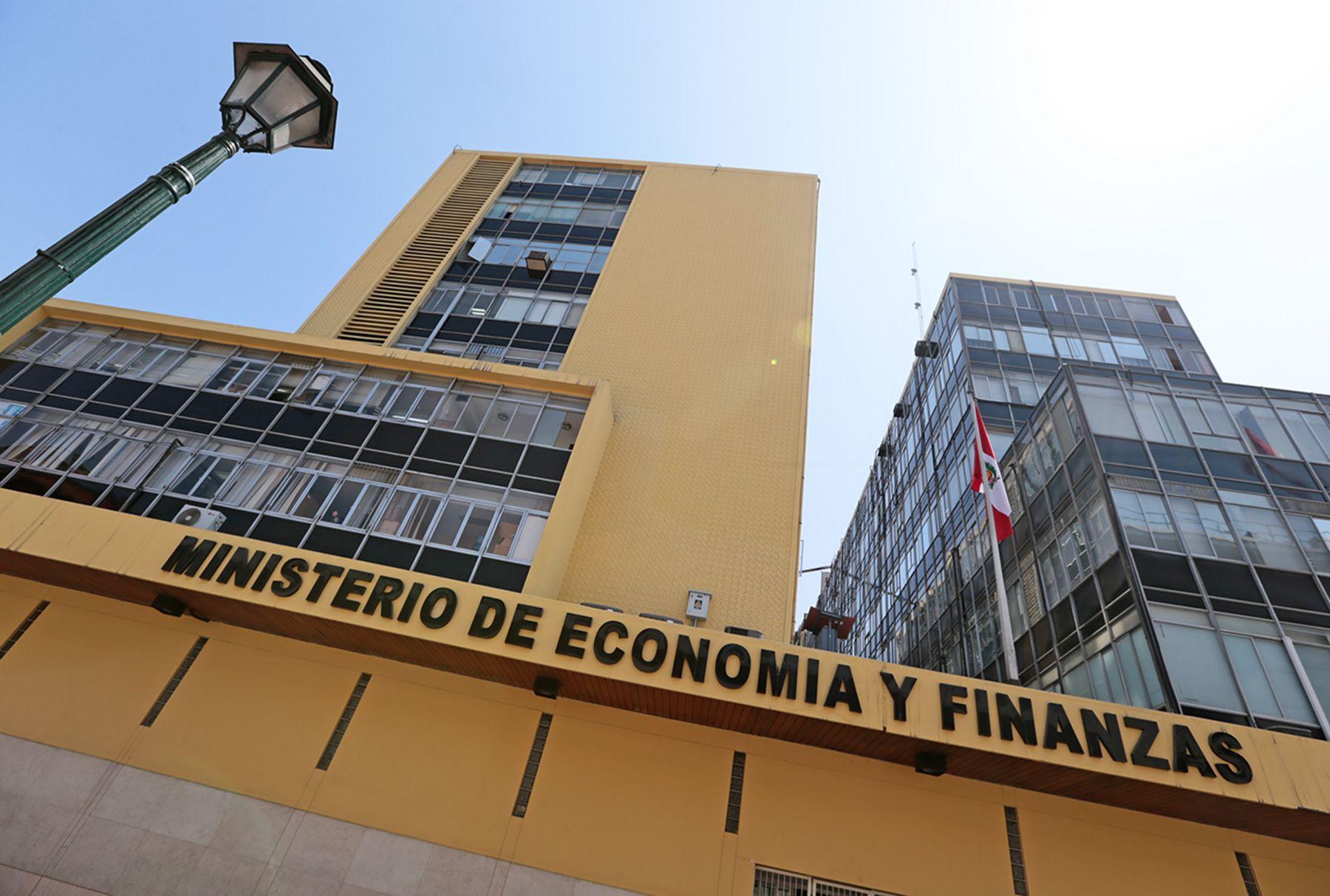 Ministerio de Economia.