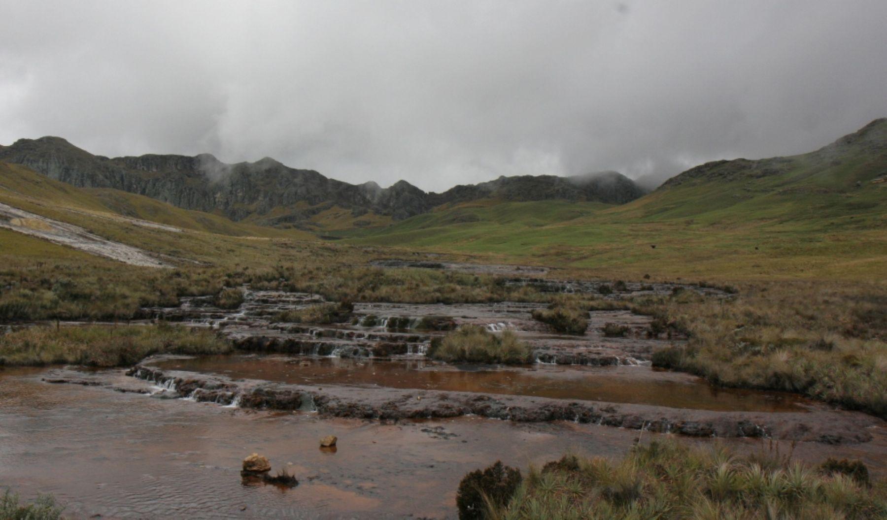 El centro de capacitación formará a especialistas para remediar los pasivos ambientales mineros.