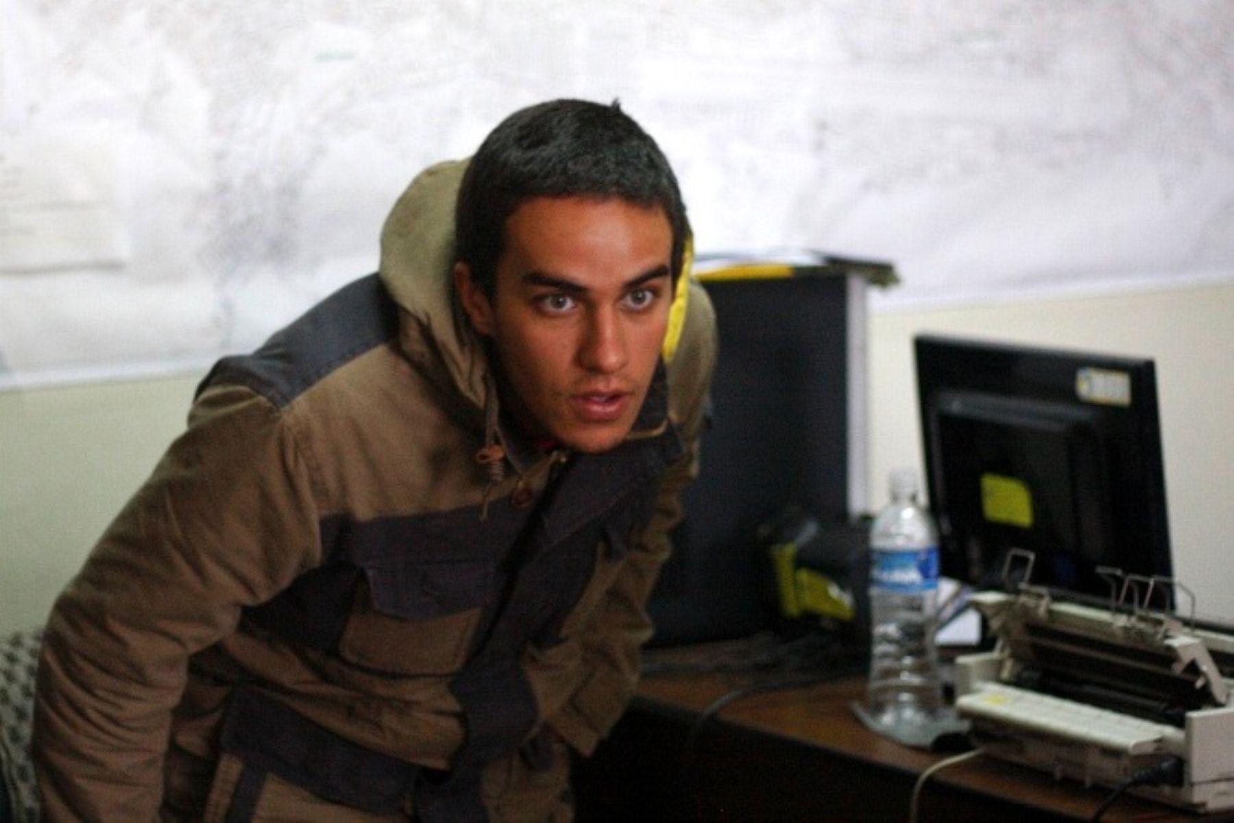 El ciudadano argentino Nicolás Joan Gonzales De León fue detenido por la policía acusado de robo de dinero.