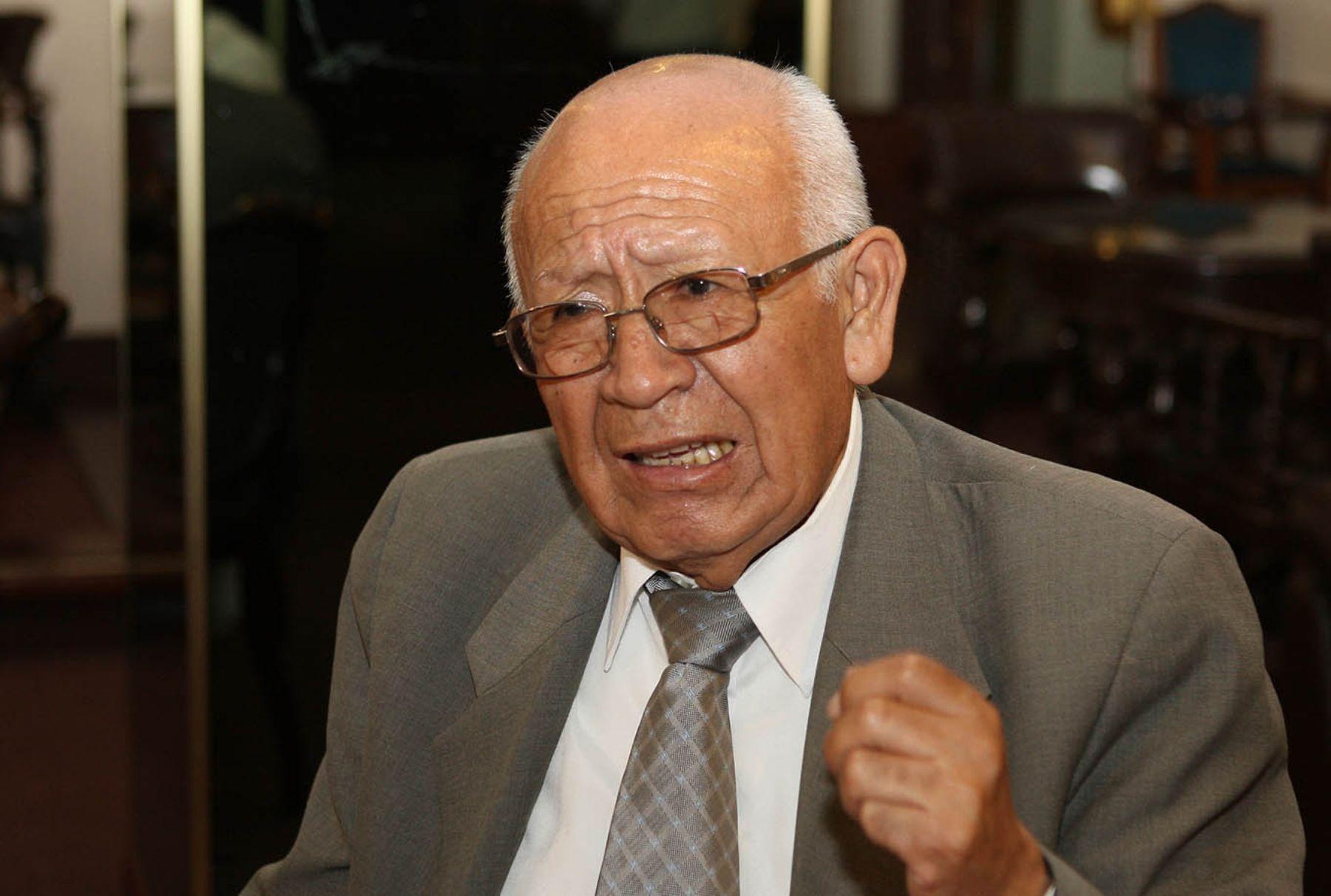 Manuel Miranda. Foto: ANDINA