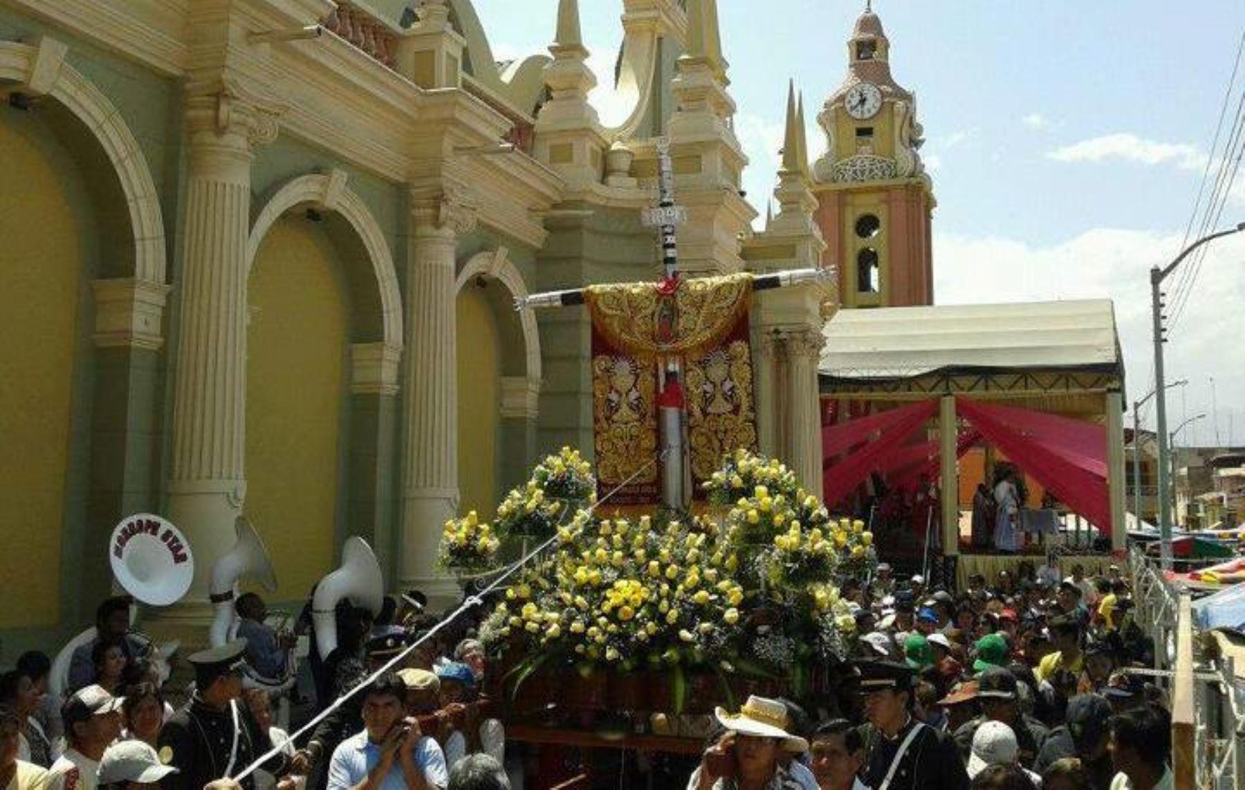 La Cruz de Motupe participará en misa que celebrará el Papa Francisco en Trujillo. ANDINA