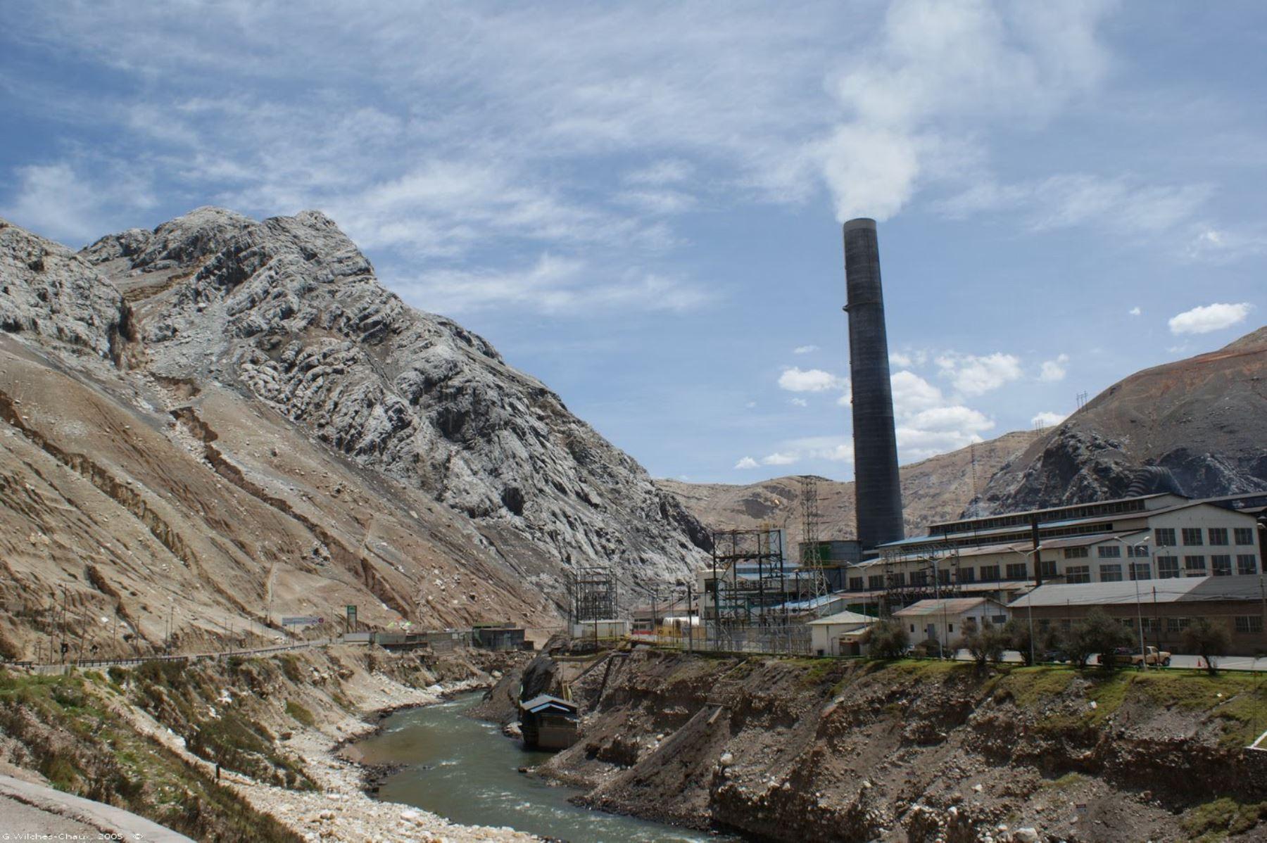 Estudio revela contaminación de suelos de La Oroya, en Junín.