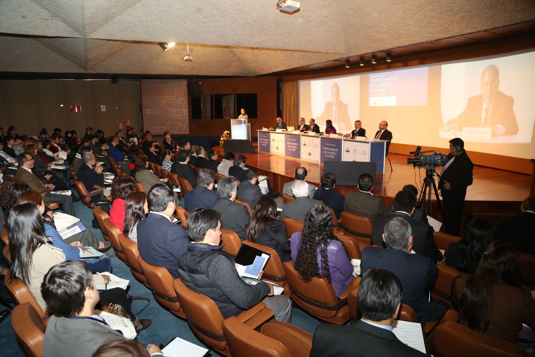 Se reunirán en Lima autoridades electorales de la Organización de Estados Americanos (OEA)