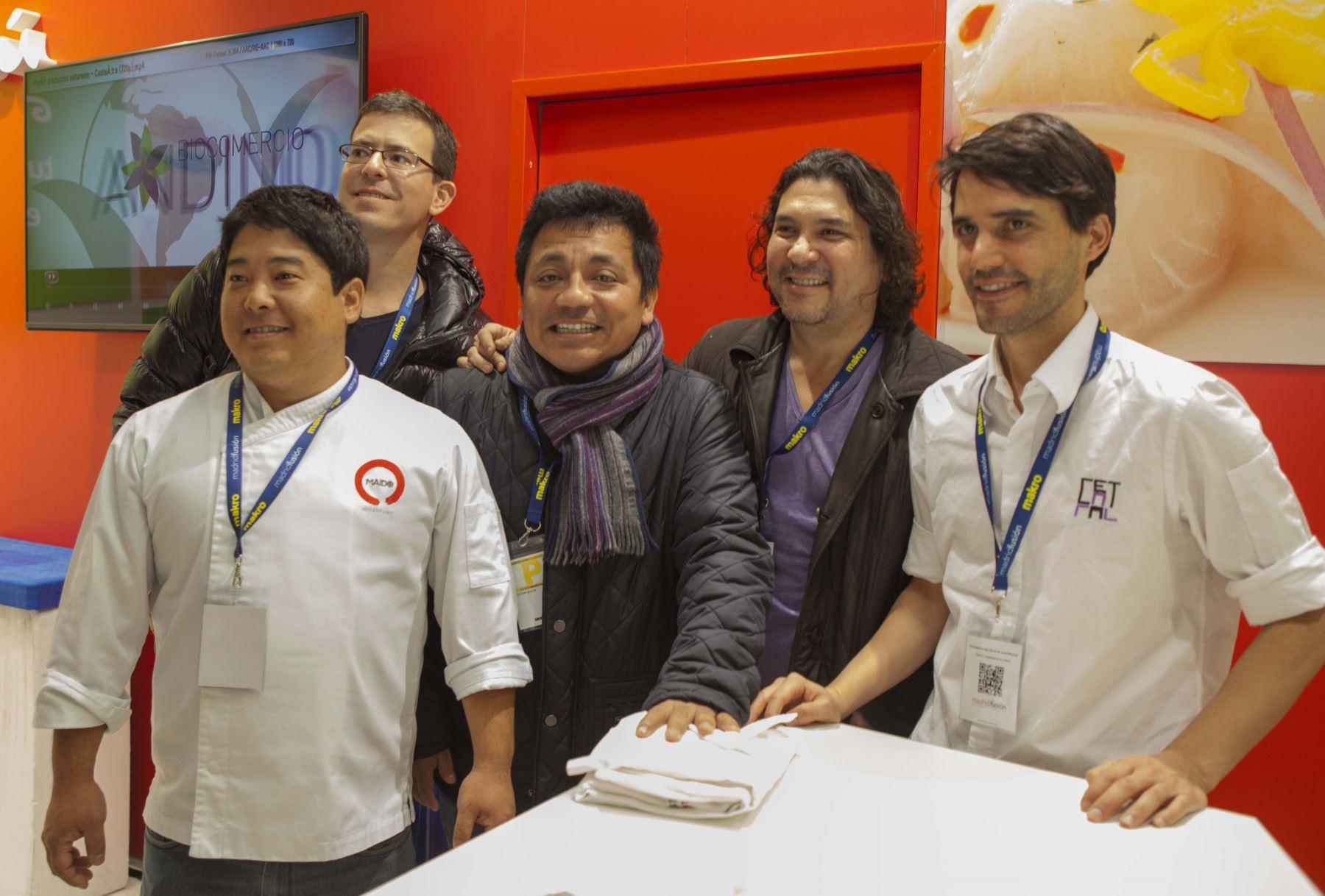 Para Gastón Acurio, las nuevas generaciones de cocineros peruanos tienen en sus manos mantener el amor que tiene el mundo por la gastronomía peruana. ANDINA/Difusión