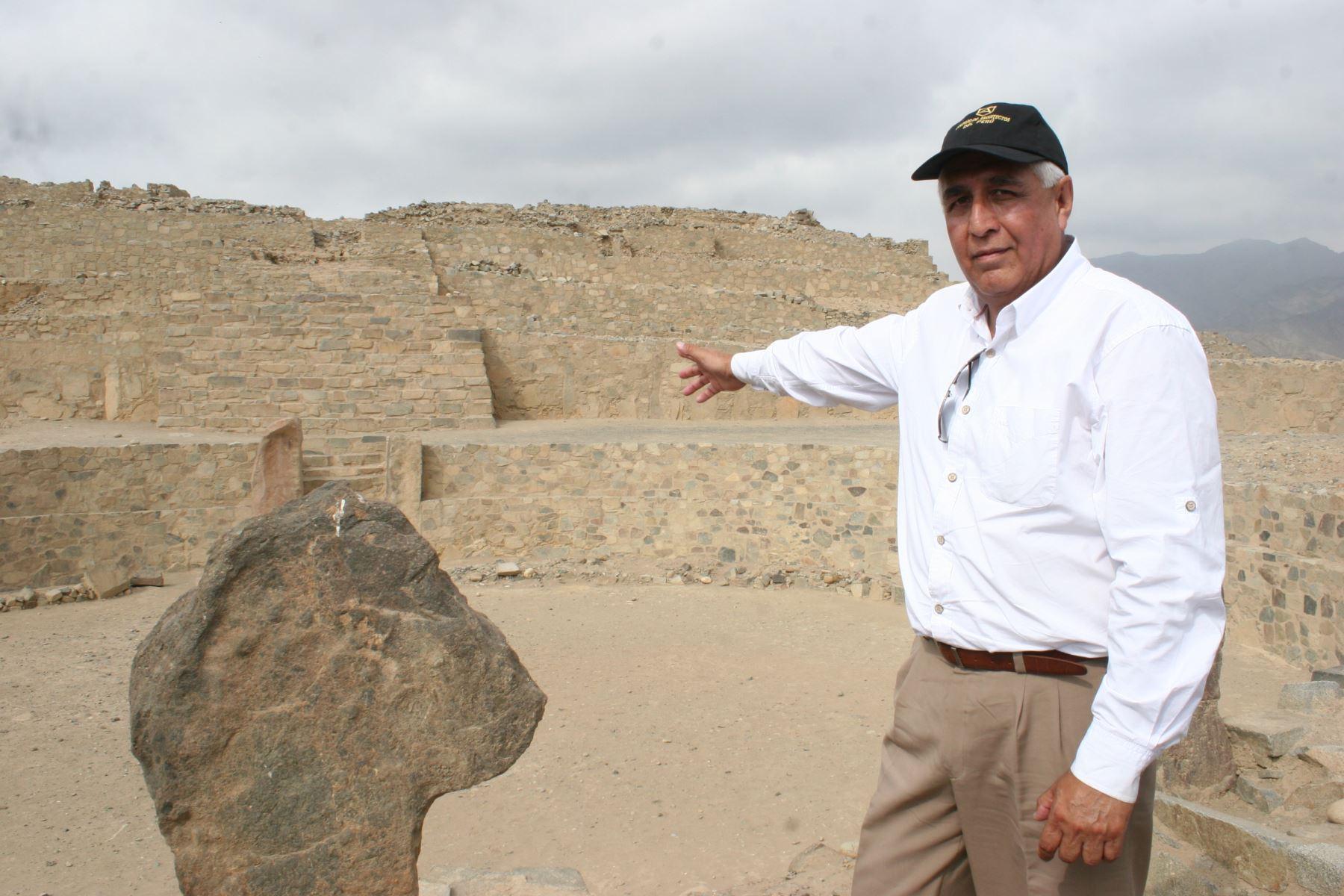 Arquitectos peruanos preparan cita mundial en el valle Sagrado de Caral. Foto: Andina/Difusión
