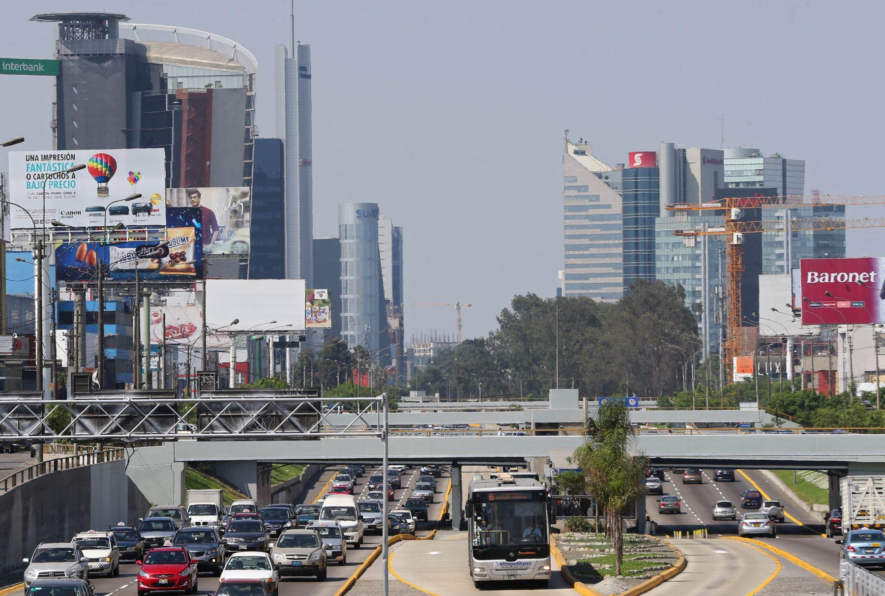 Se acelera crecimiento de la economía peruana. ANDINA/archivo