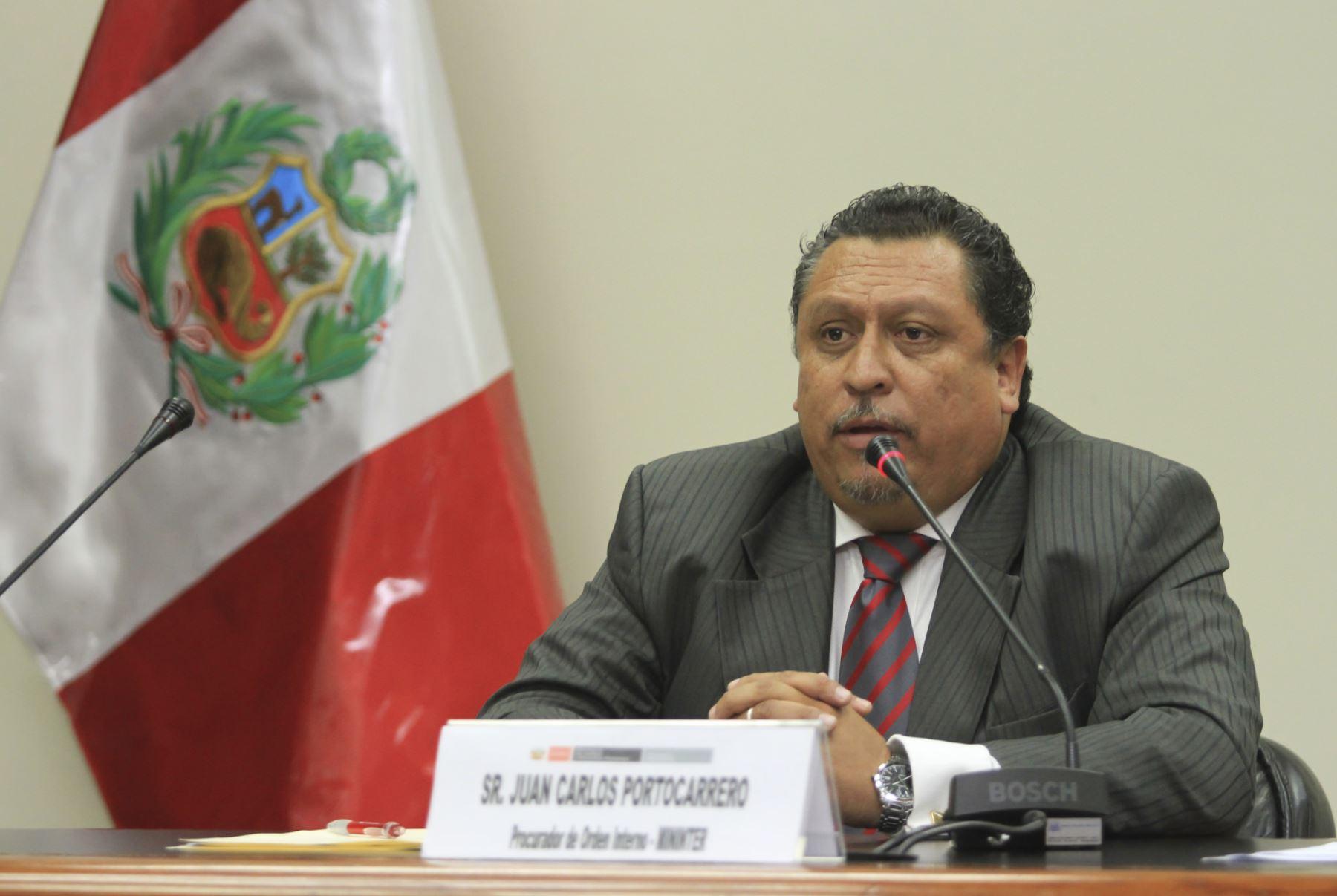 Nuevos audios confirman real inter s de guti rrez por for Portal del ministerio del interior