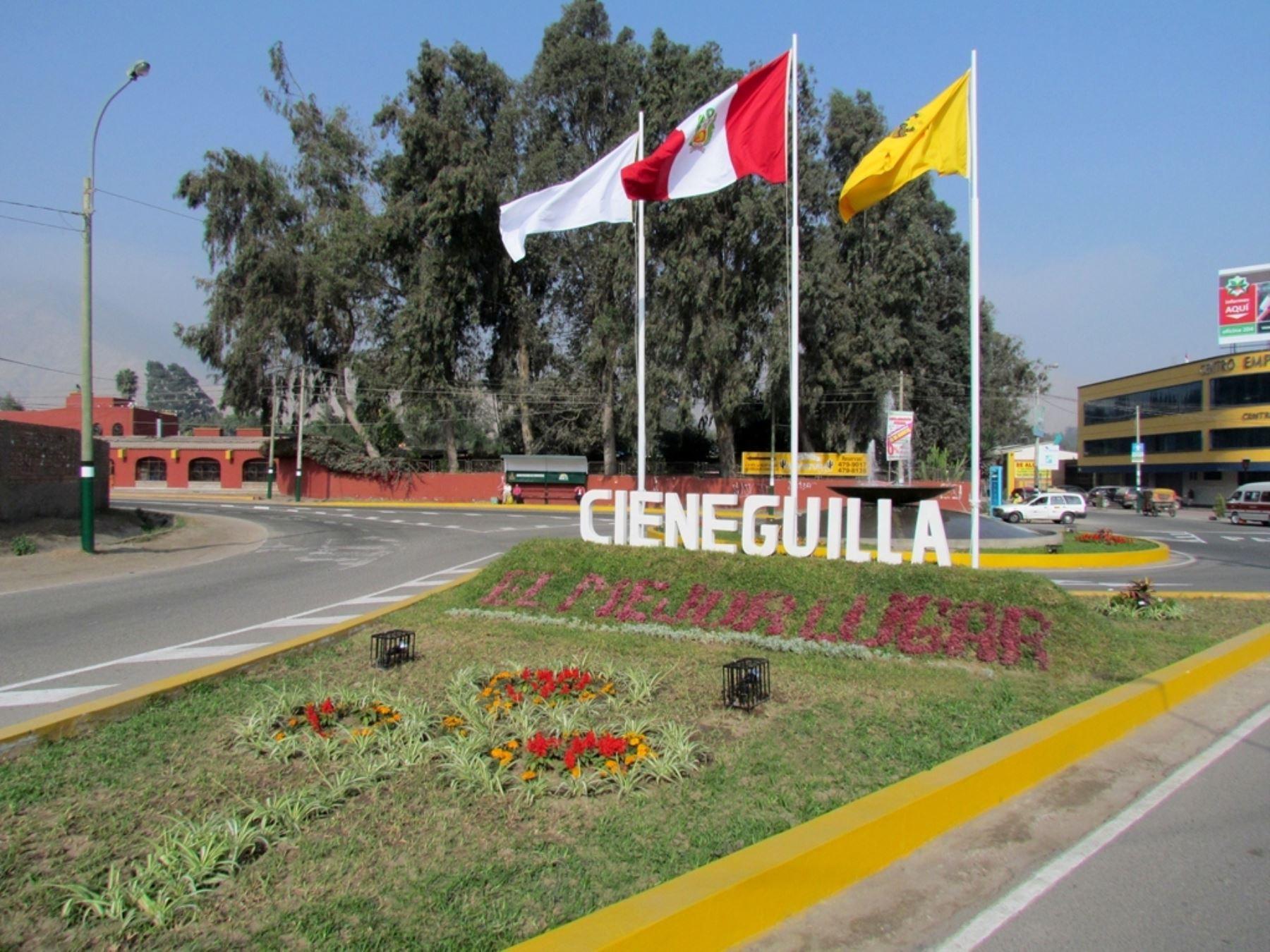 Cieneguilla espera miles de visitantes por Fiestas Patrias. Foto: Difusión