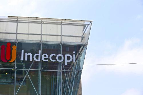 Sede del Indecopi. ANDINA/archivo