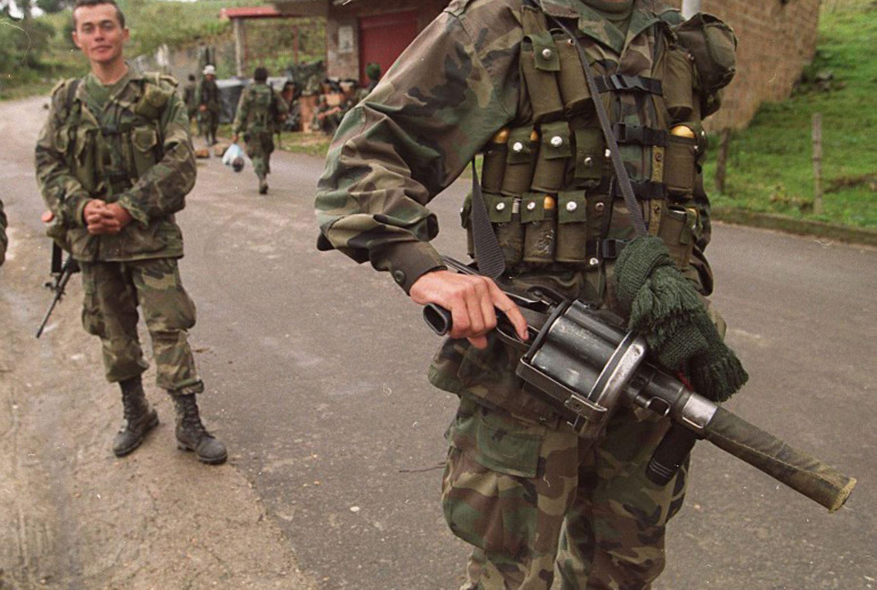 Mueren nueve disidentes de las Farc durante operación militar en Guaviare