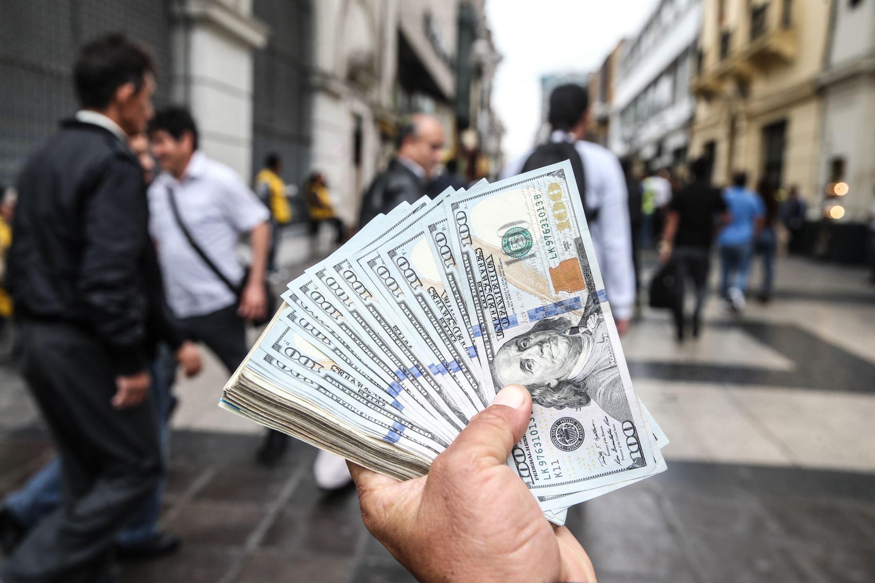 Mercado de monedas. ANDINA/Vidal Tarqui