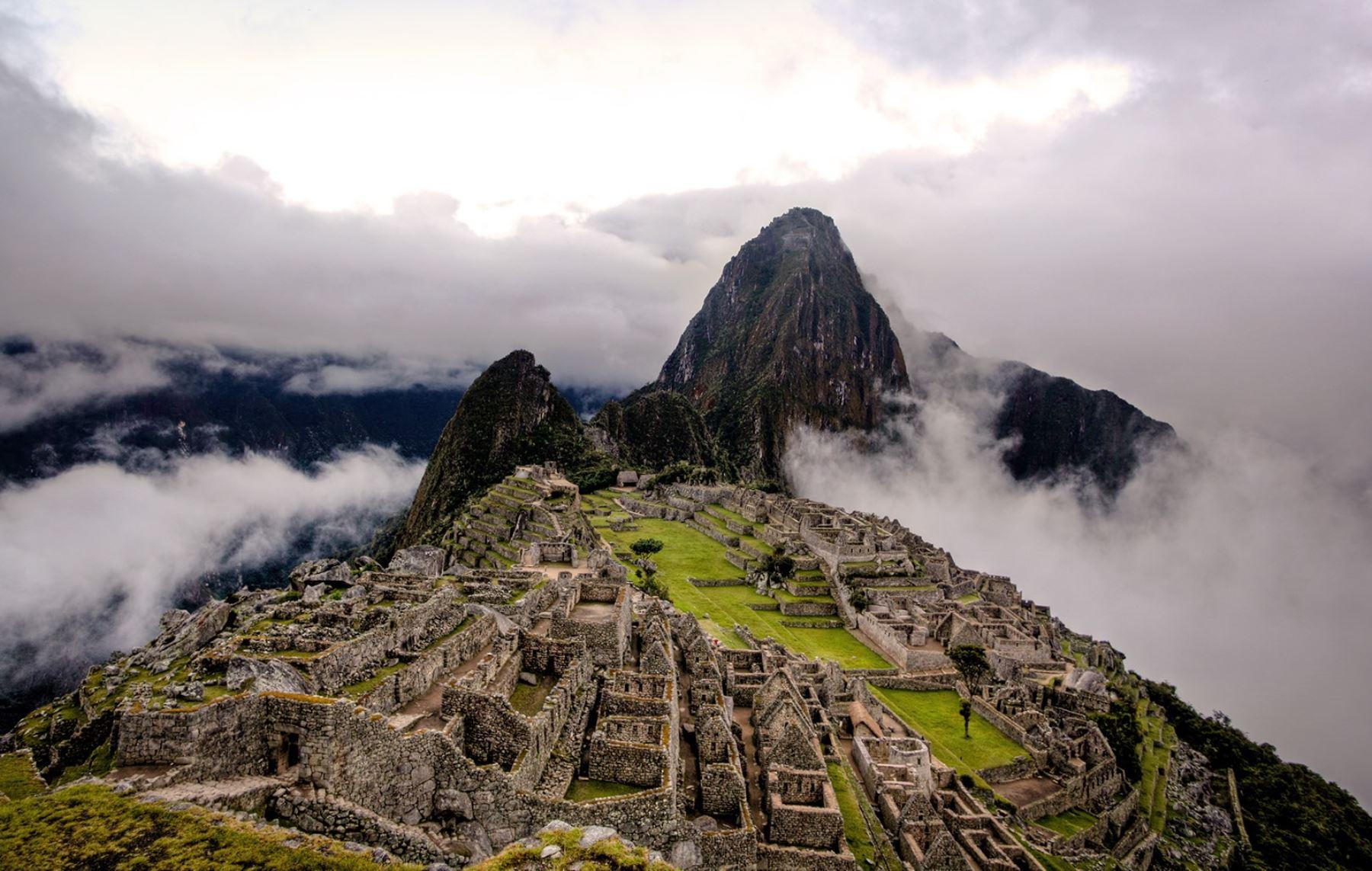 Machu Picchu. ANDINA/Difusión