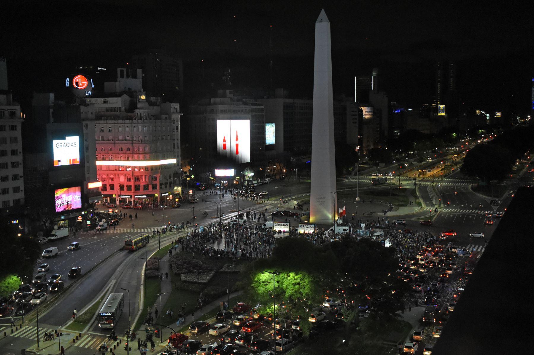 Buenos Aires, Argentina. Foto: AFP