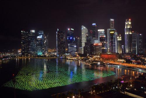 Singapur. AFP.