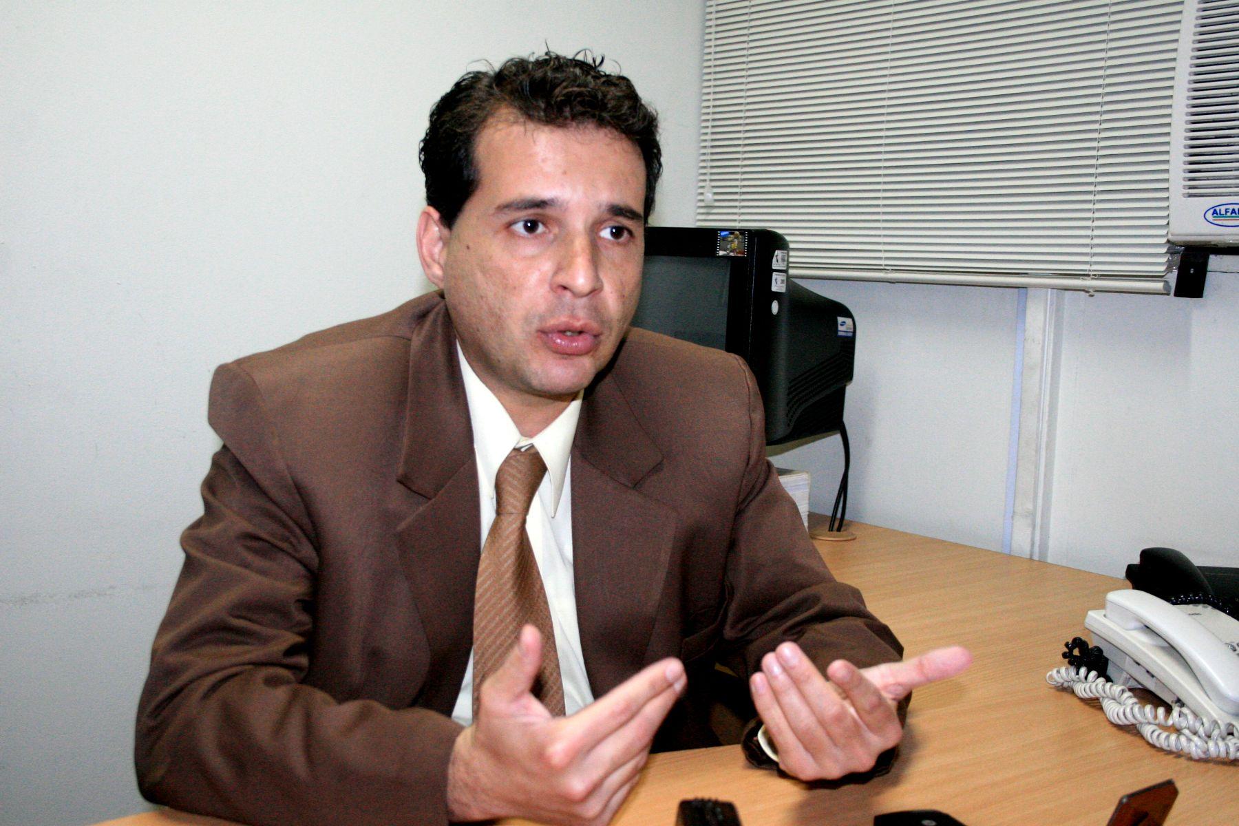 Omar Chehade, segundo vicepresidente electo. Foto: ANDINA/Archivo.