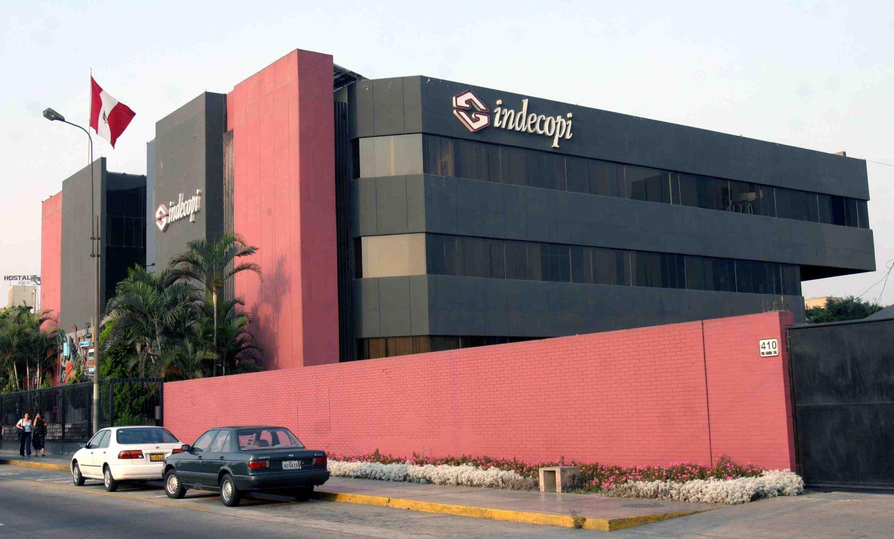 Sede del Indecopi. Foto: ANDINA/ Archivo