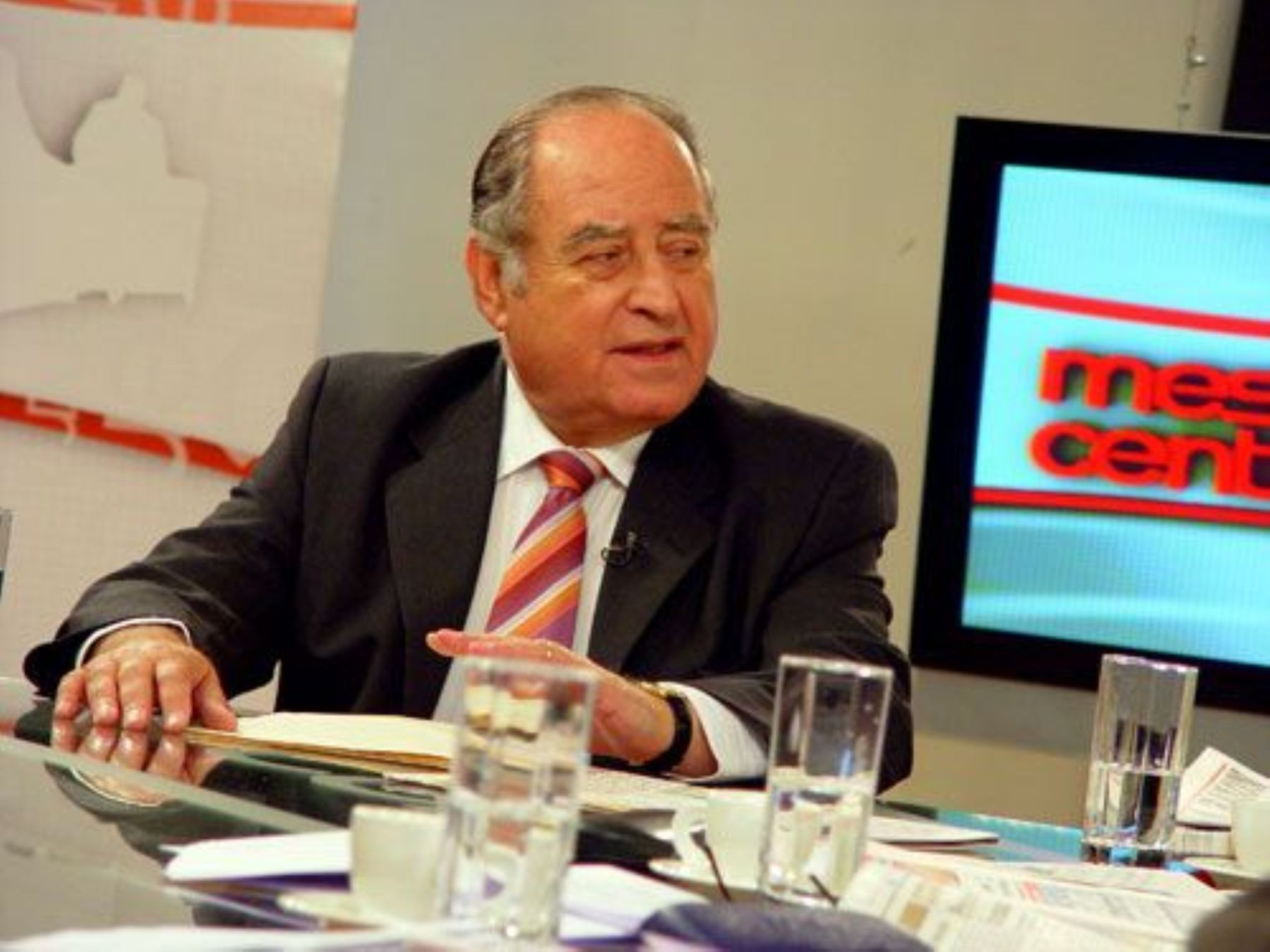 Ministro de Defensa, Ántero Flores-Aráoz