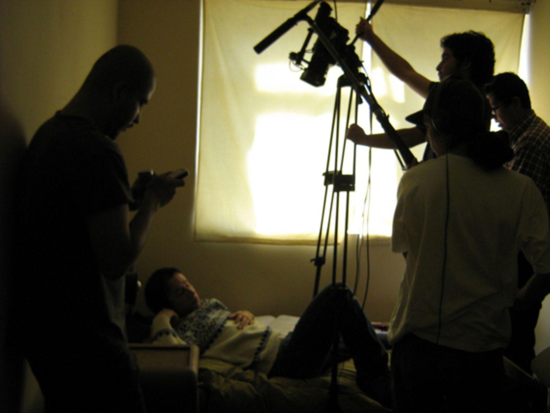 film making. Photo: internet