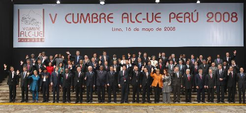 EU-LAC Summit 2008