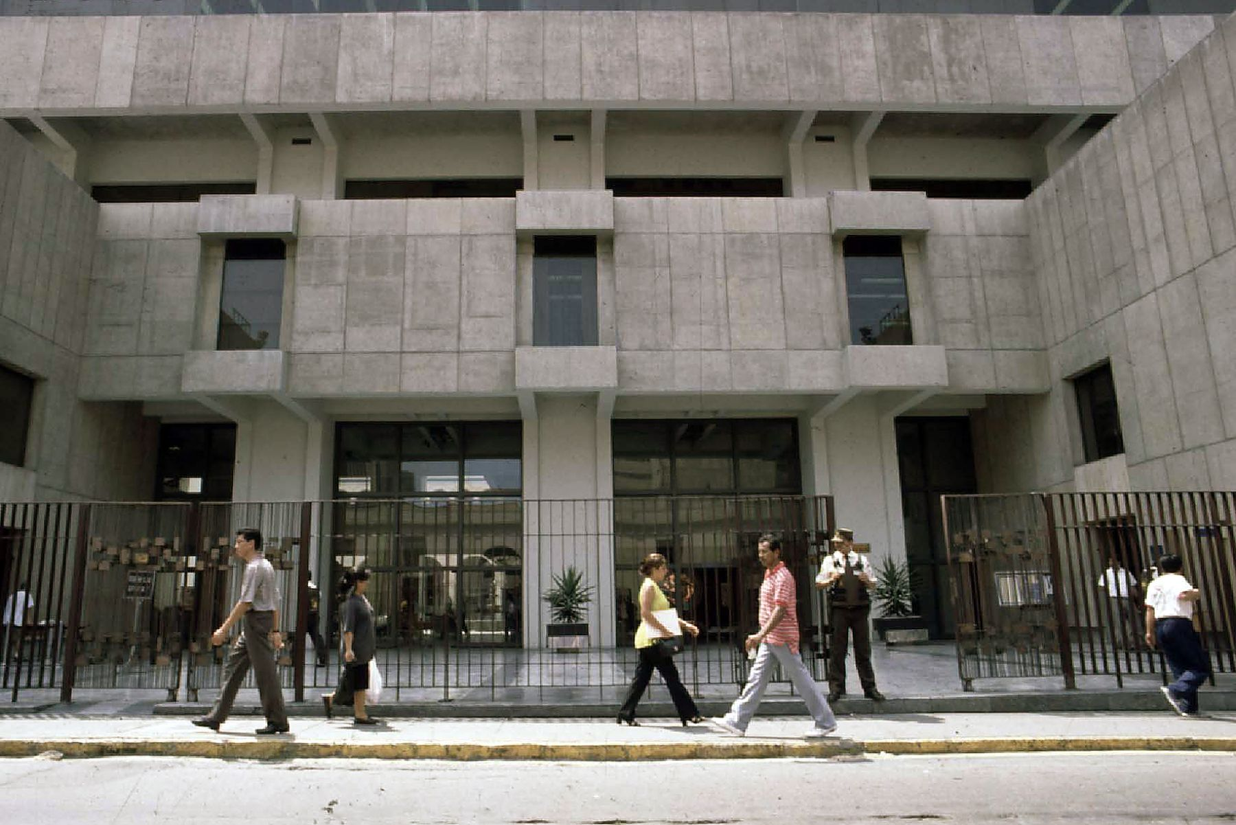 Peruvian Central Reserve Bank (BCR).