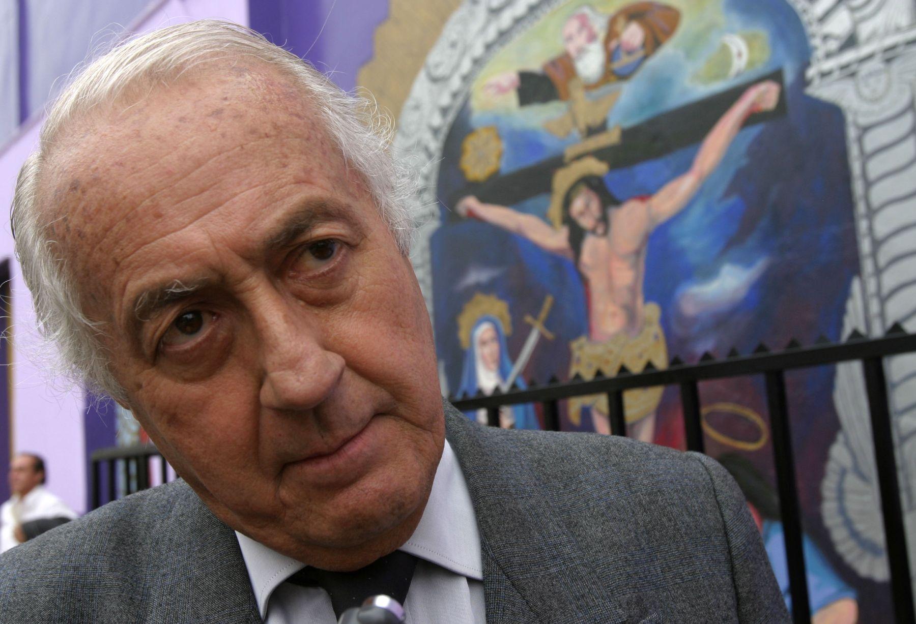 Alcalde Sánchez Aizcorbe Inaugurará diversas obras por aniversario de La Victoria. Foto: ANDINA/Archivo.