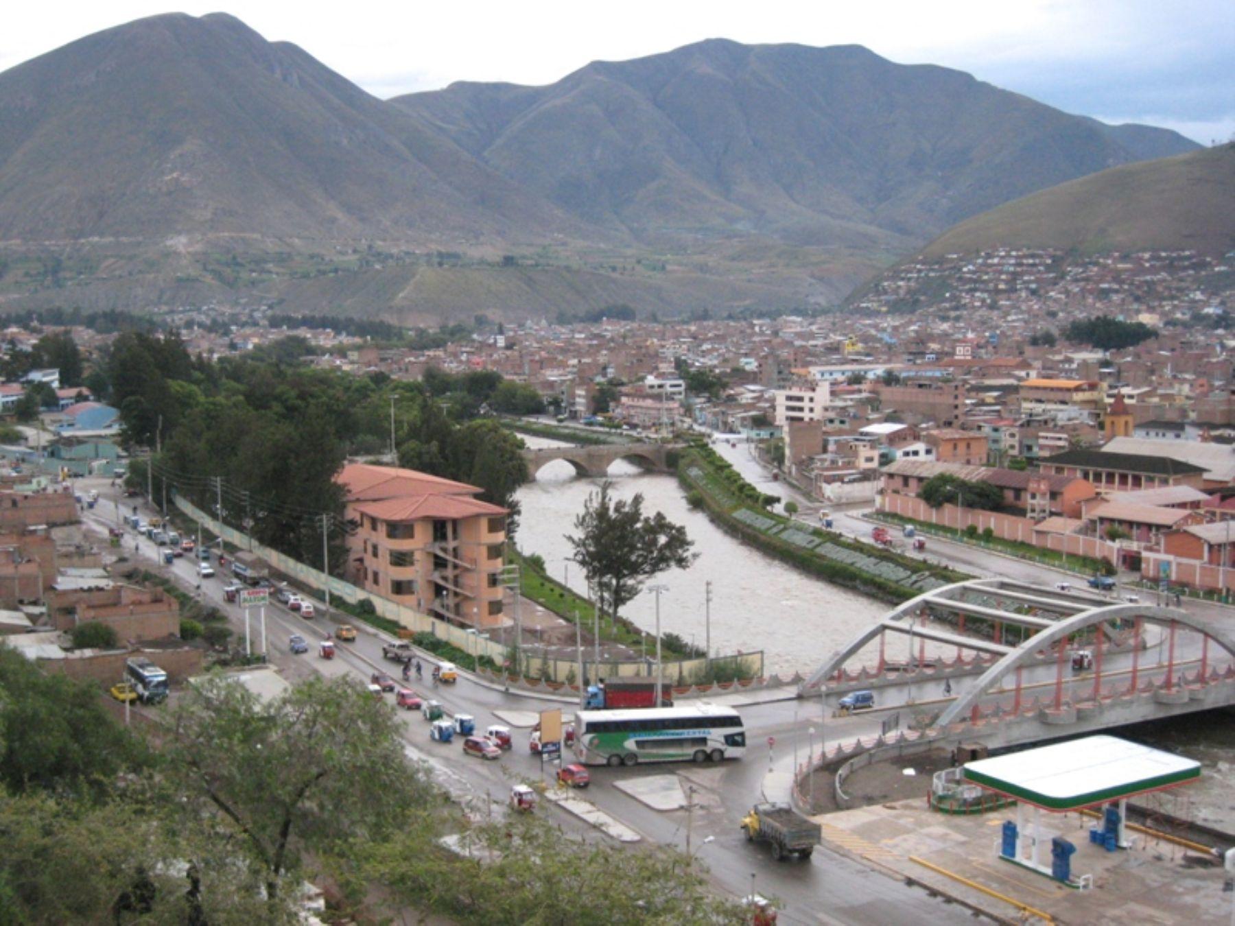 Ciudad de Huánuco. Foto: ANDINA / Gobierno regional de Huánuco.