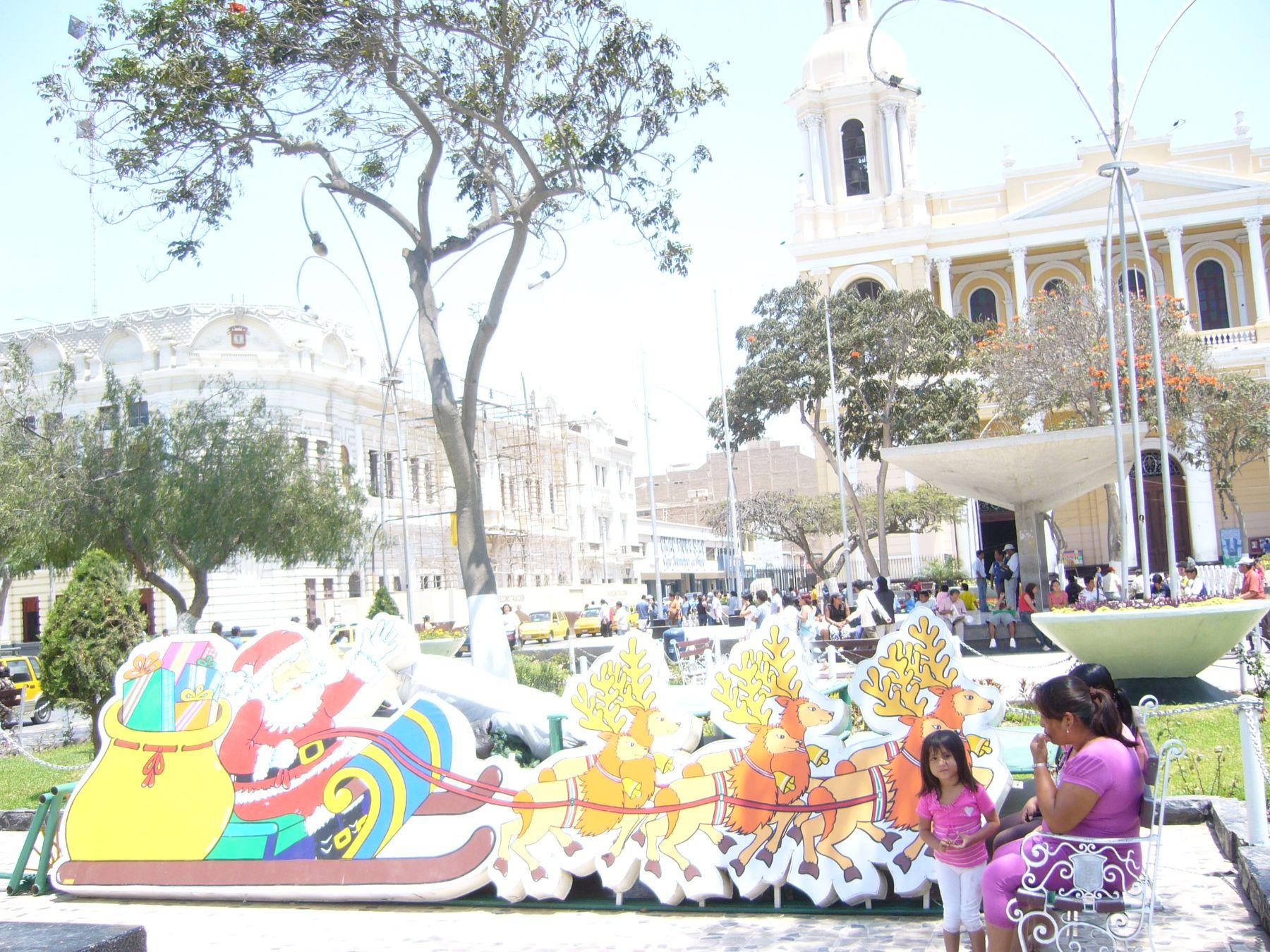 Lambayeque elabora 152 proyectos de inversión pública. Foto: ANDINA/Archivo.