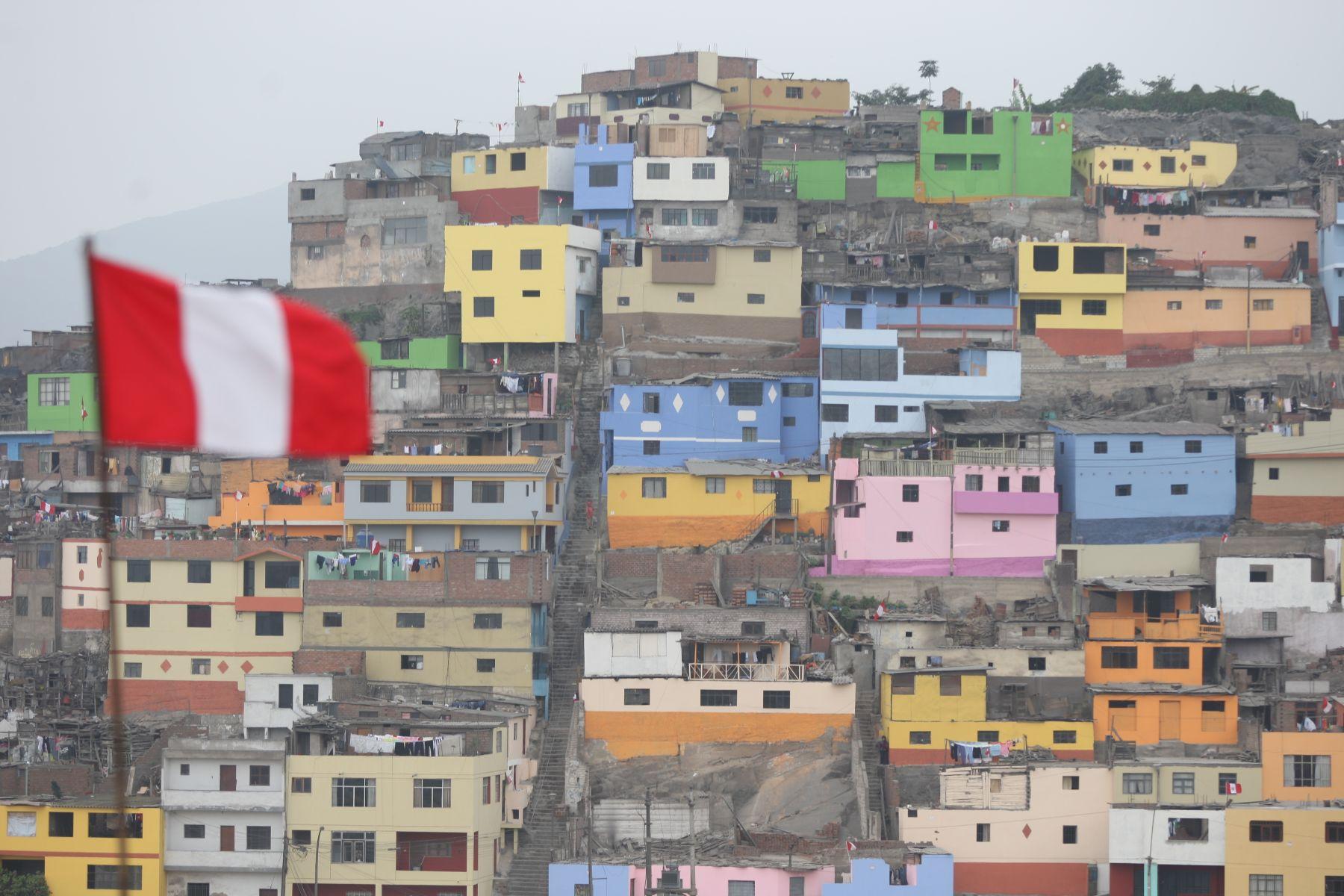 Reglamentan ley de formalización de la propiedad informal. Foto: ANDINA / Archivo/ Carlos Lezama.