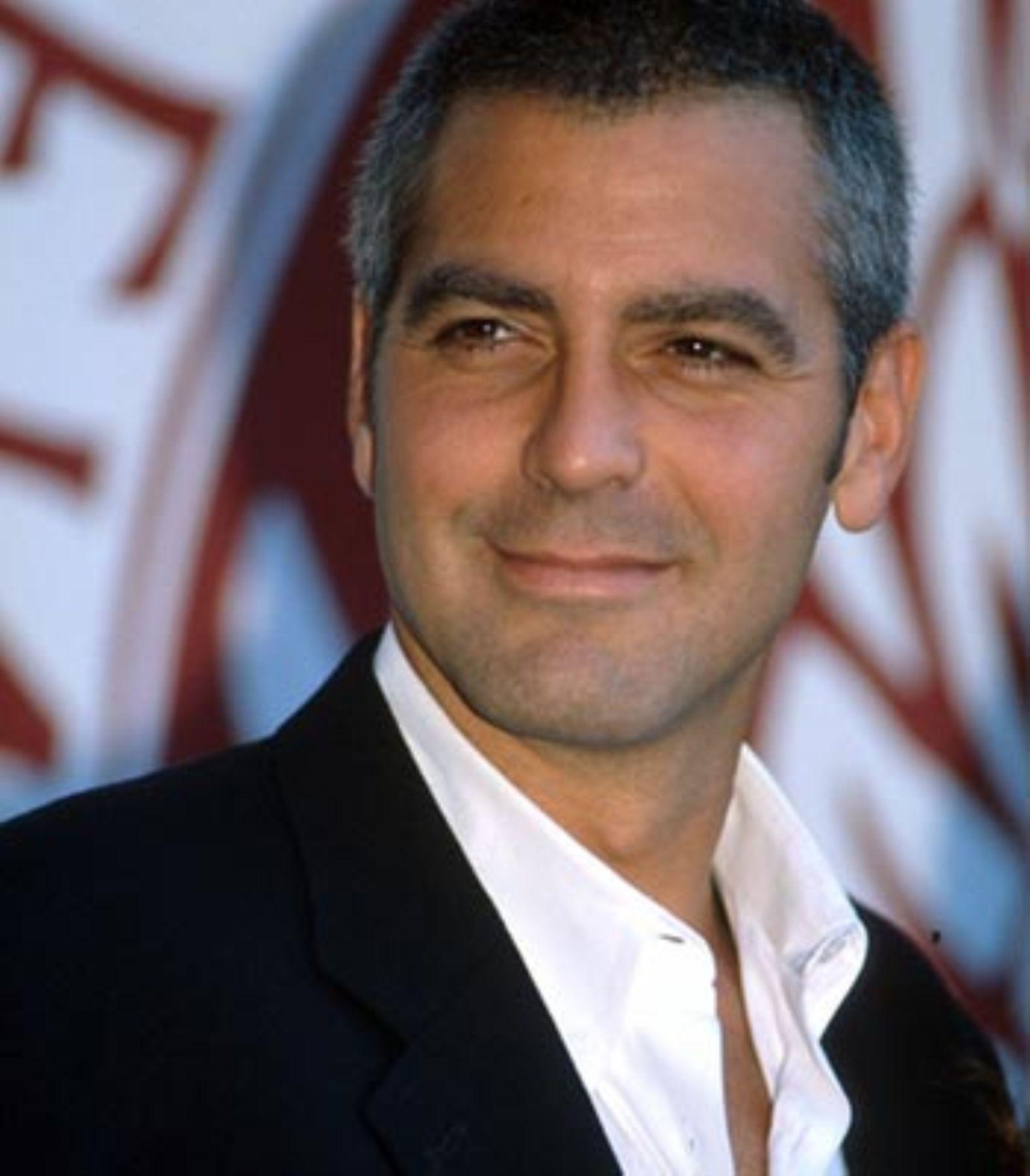 George Clooney. INTERNET/Medios