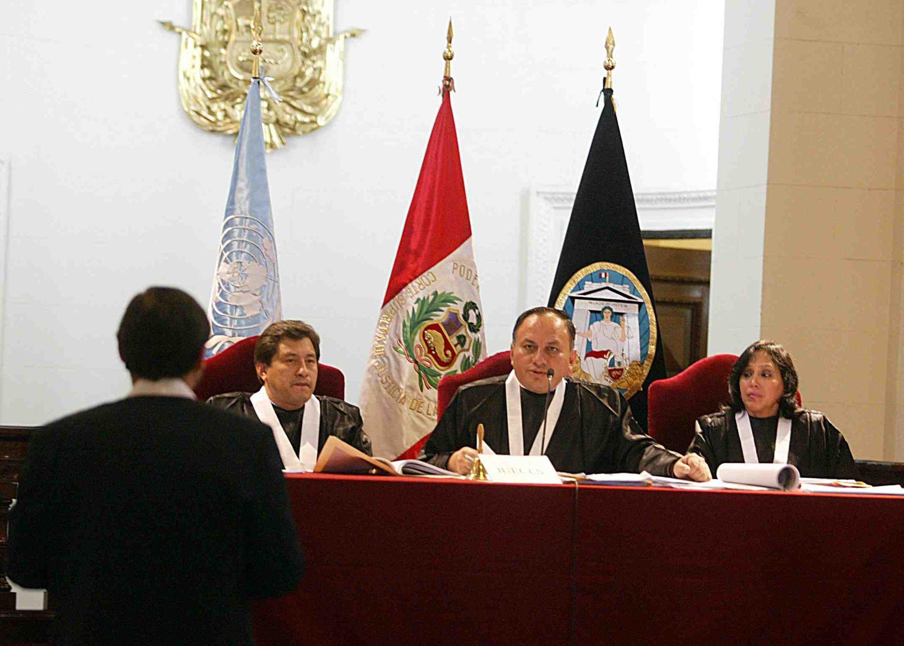 Consejo Nacional de la Magistratura. Foto: ANDINA/Archivo
