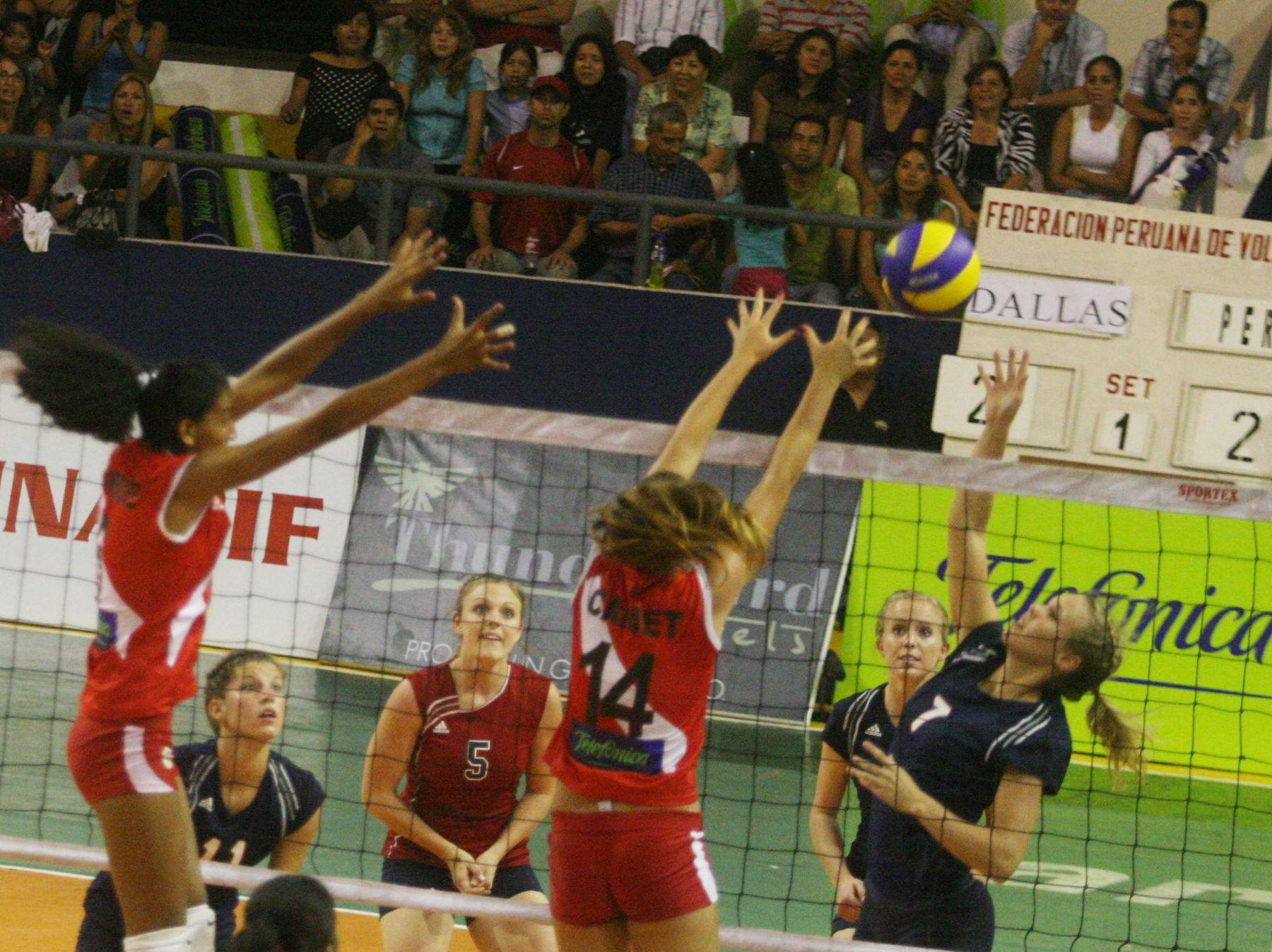 Perú cayó luchando ante Turquía por 3 sets contra 2. Foto: ANDINA/ Vidal Tarqui