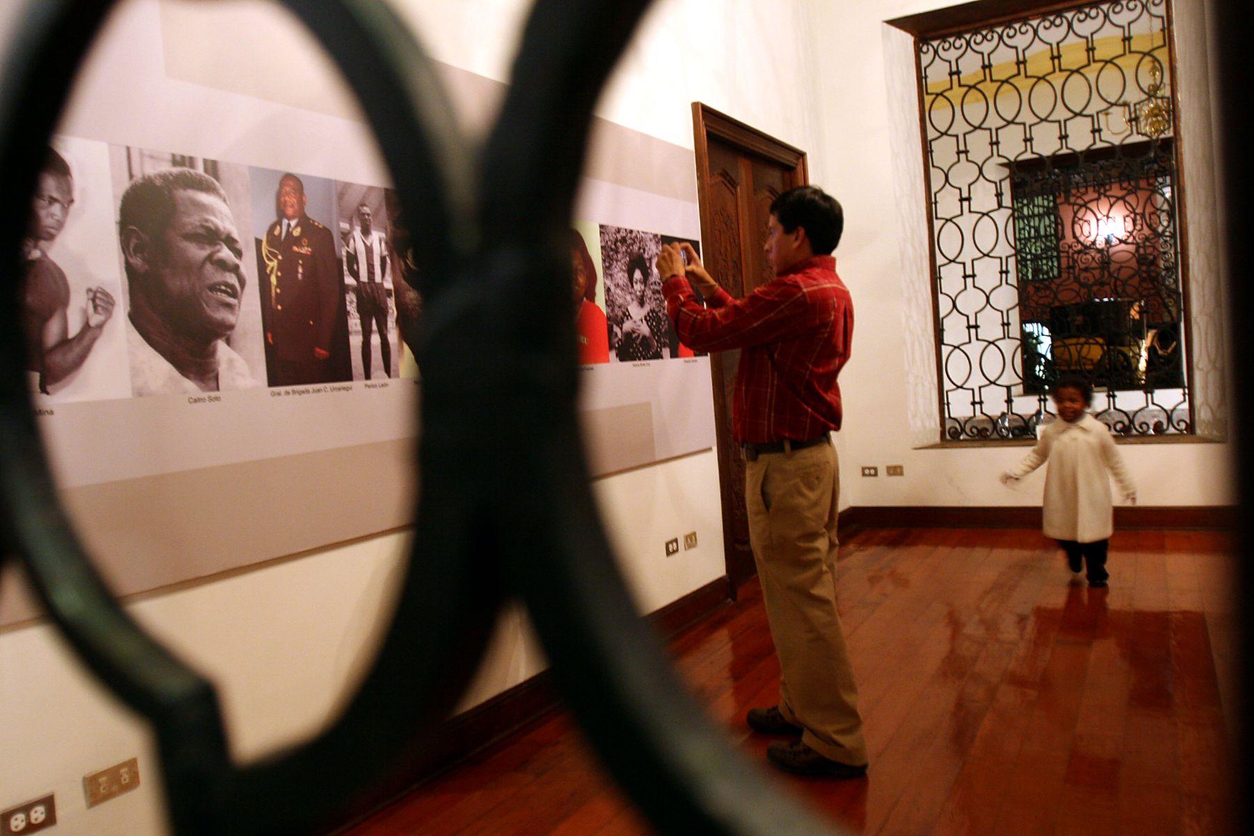 Inaguran primer Museo de la Raza Negra en el Perú. Foto:ANDINA / Carolina Urra.