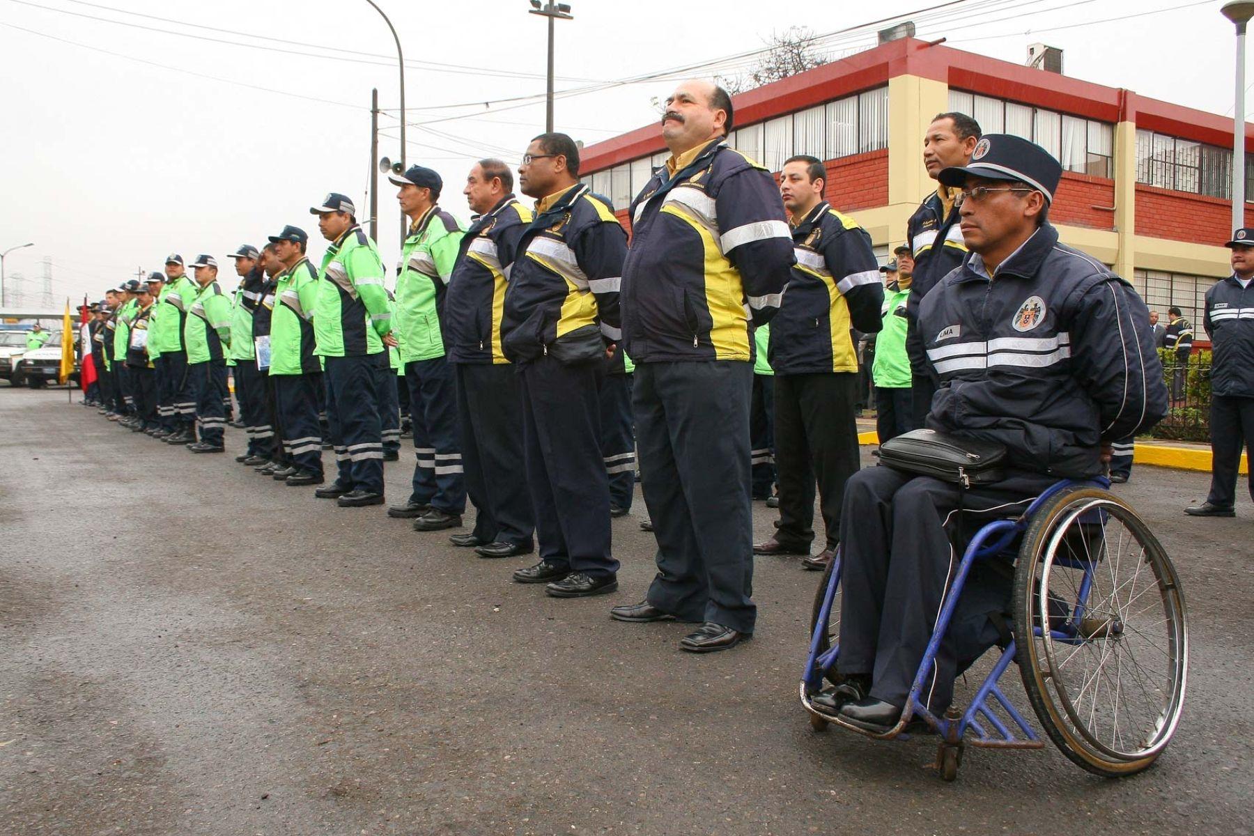 Serenazgo de la Municipalidad de Lima