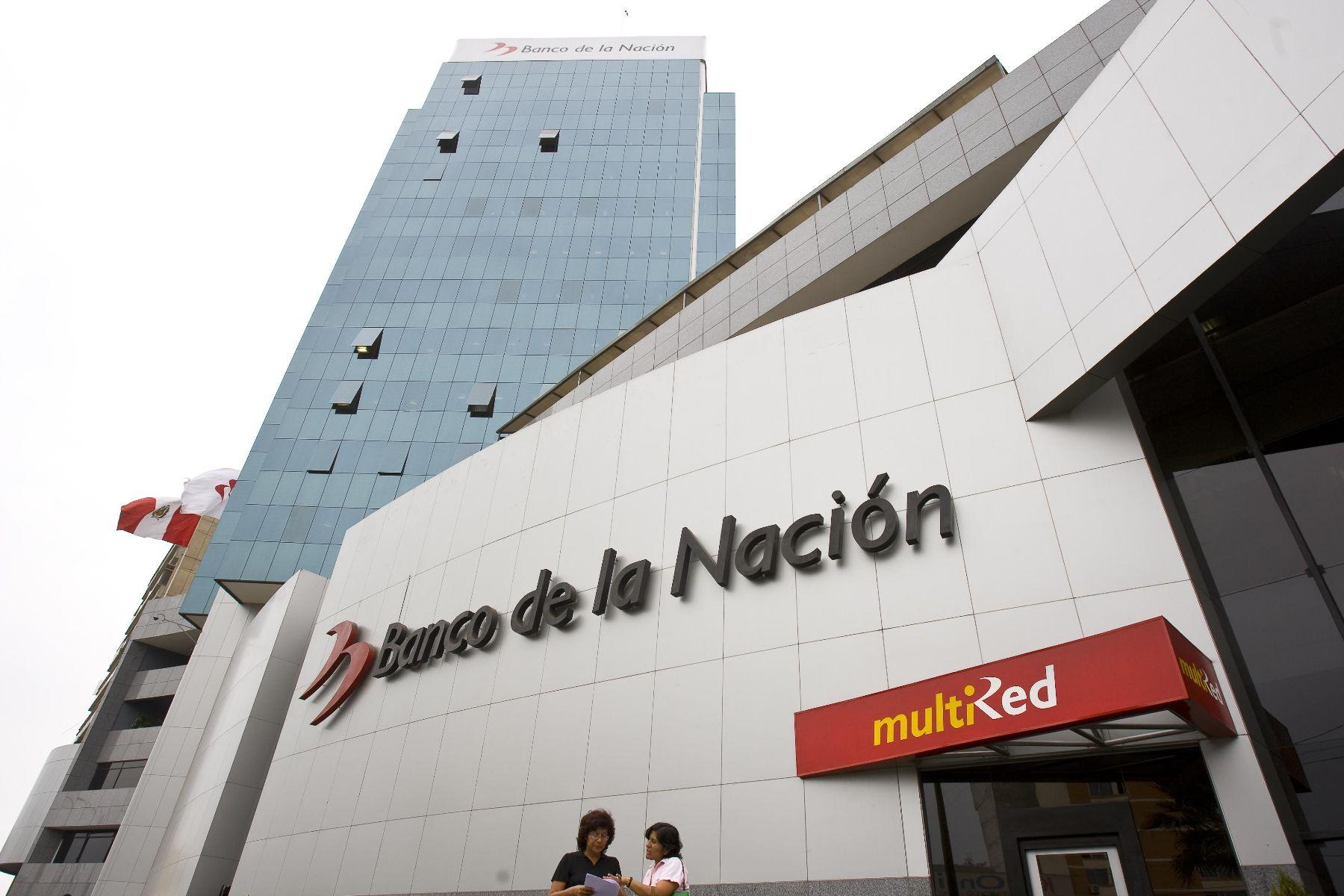 Sede del Banco de la Nación.