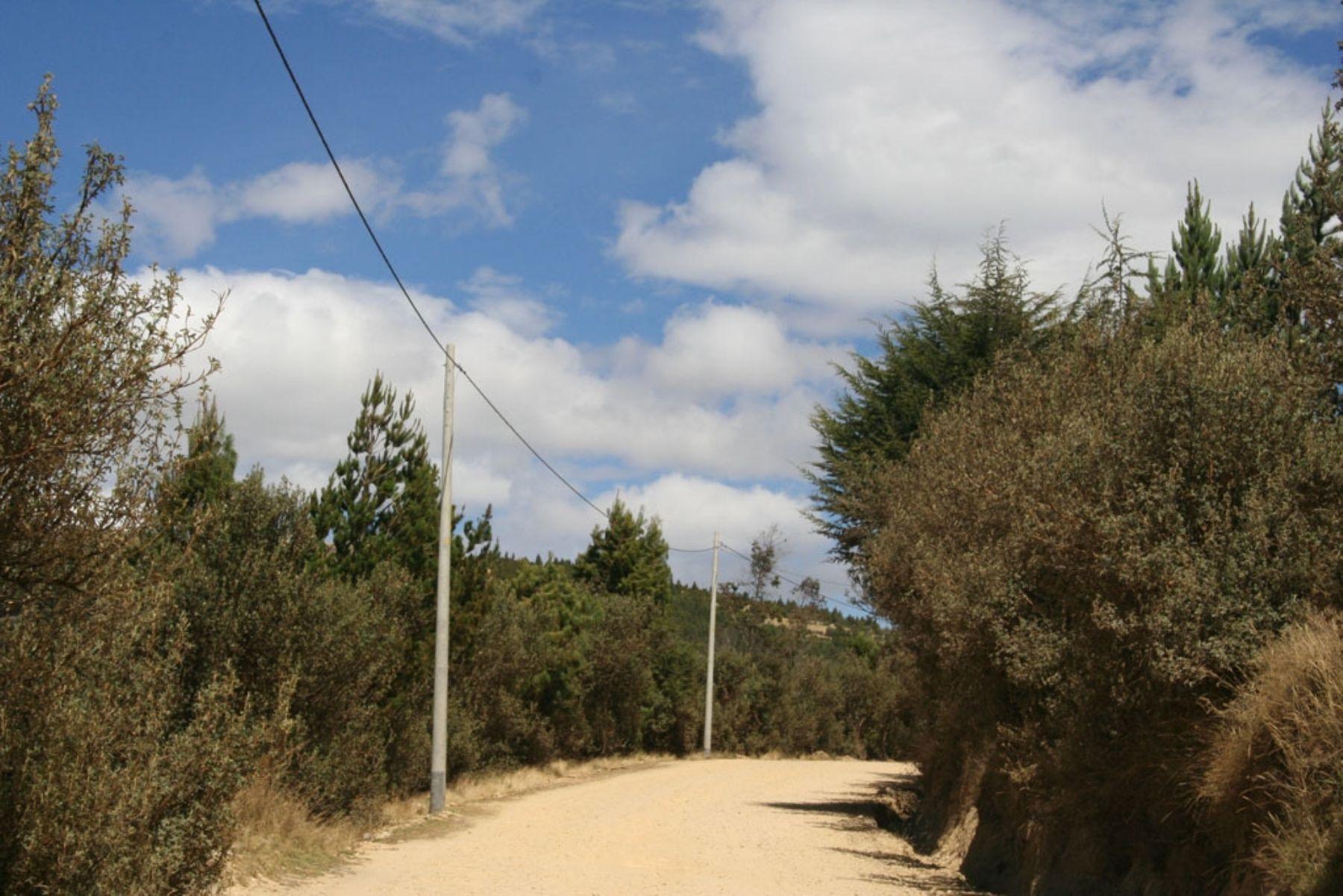 Línea de transmisión Carhuaquero – Jaén.