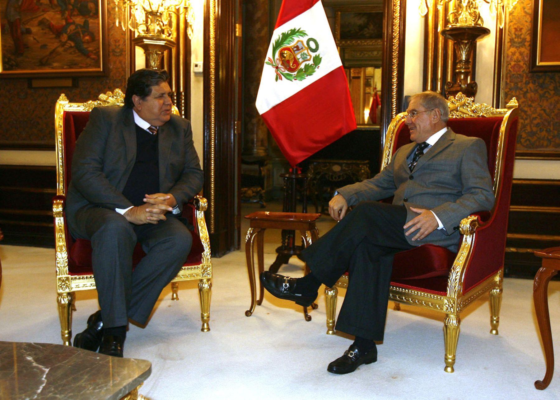 Villa Stein exhorta a rector de San Marcos a poner mano dura y ...