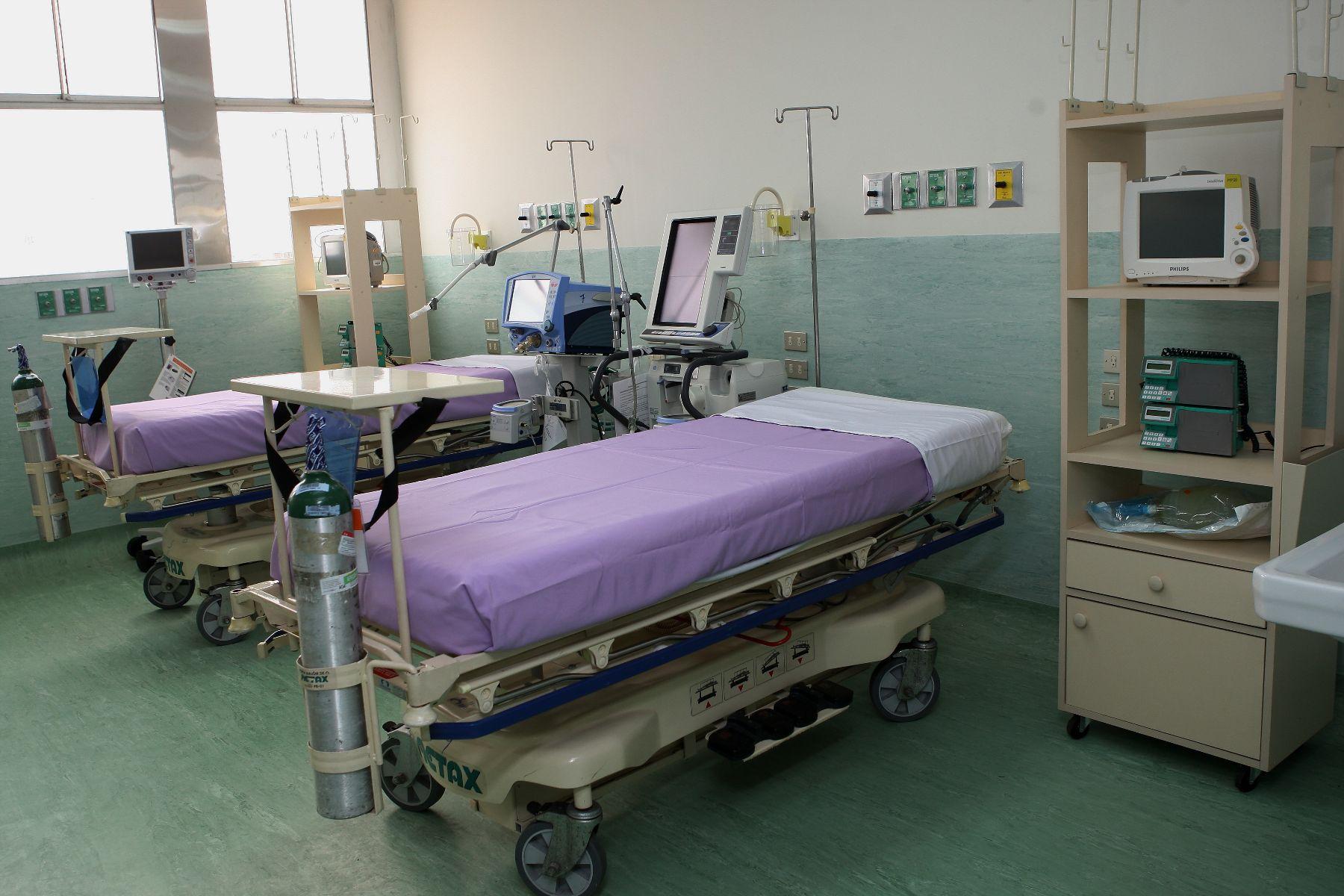 Inauguran remodelada unidad de cuidados intensivos del Instituto Nacional de Salud del Niño. Foto: ANDINA/Norman Córdova.