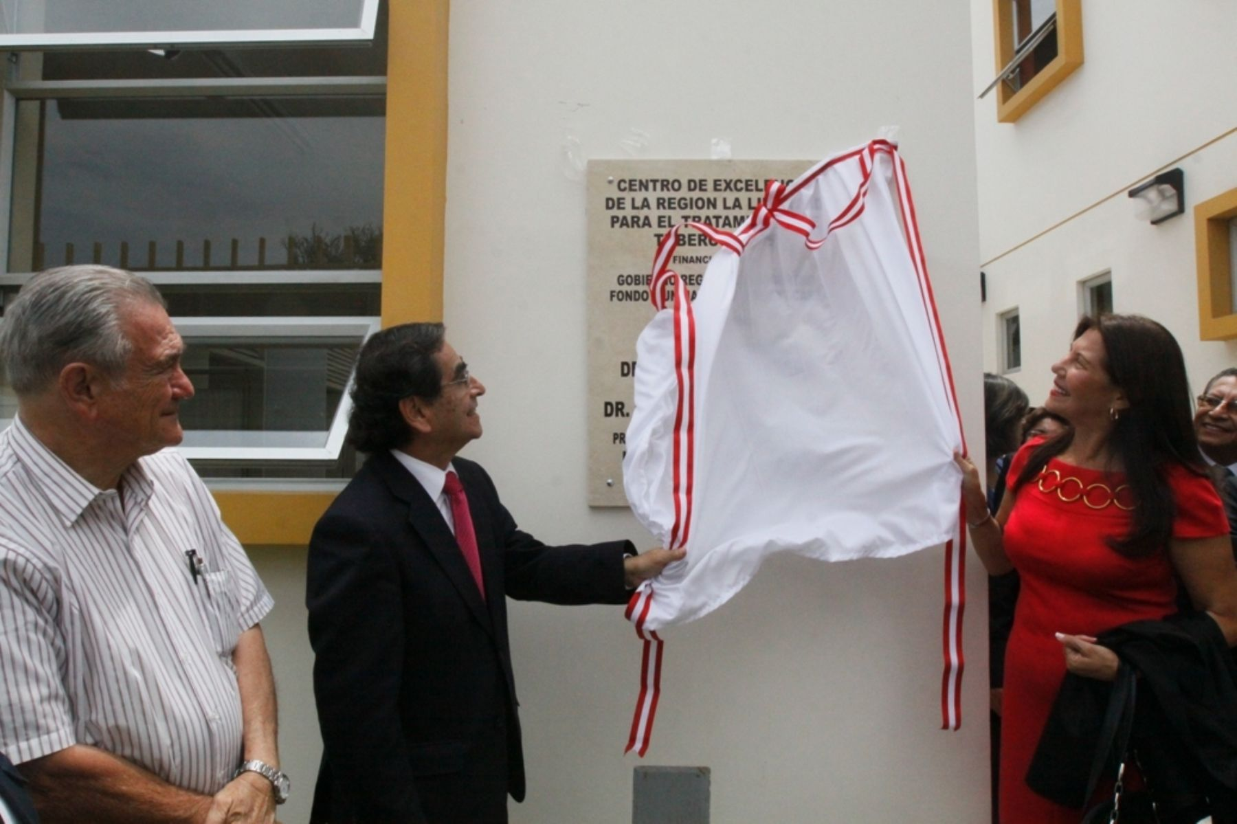 El departamento de La Libertad ya cuenta con Centro de Excelencia para el Control de la Tuberculosis (Cenex). Foto: Minsa.