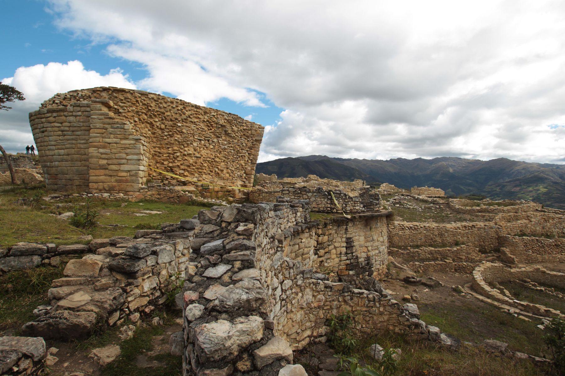 Kuelap Ruins. PHoto: ANDINA/Jack Ramón.