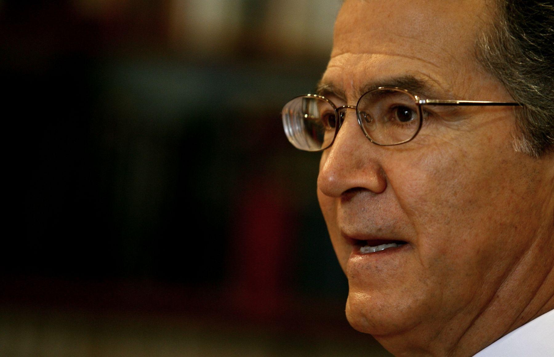 Embajador de México, Manuel Rodriguez Arriaga.   Foto: ANDINA/Víctor Palomino.