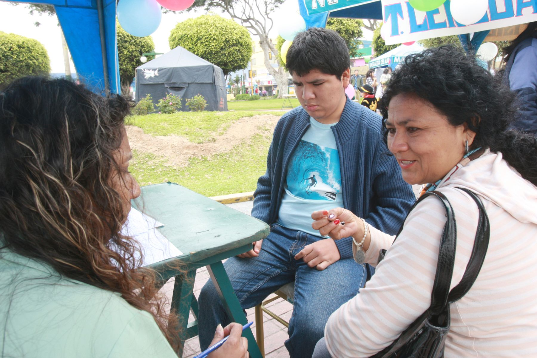 Realizará en enero primera campaña de salud mental gratuita en Barranco. Foto: ANDINA/Archivo.