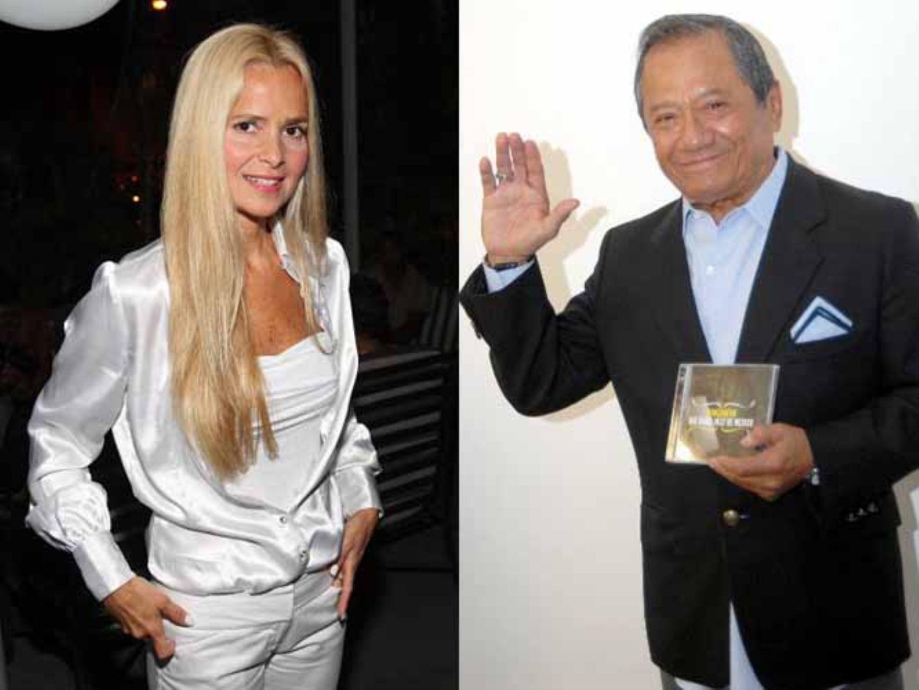 Hanny Saenz Y Raul Vale