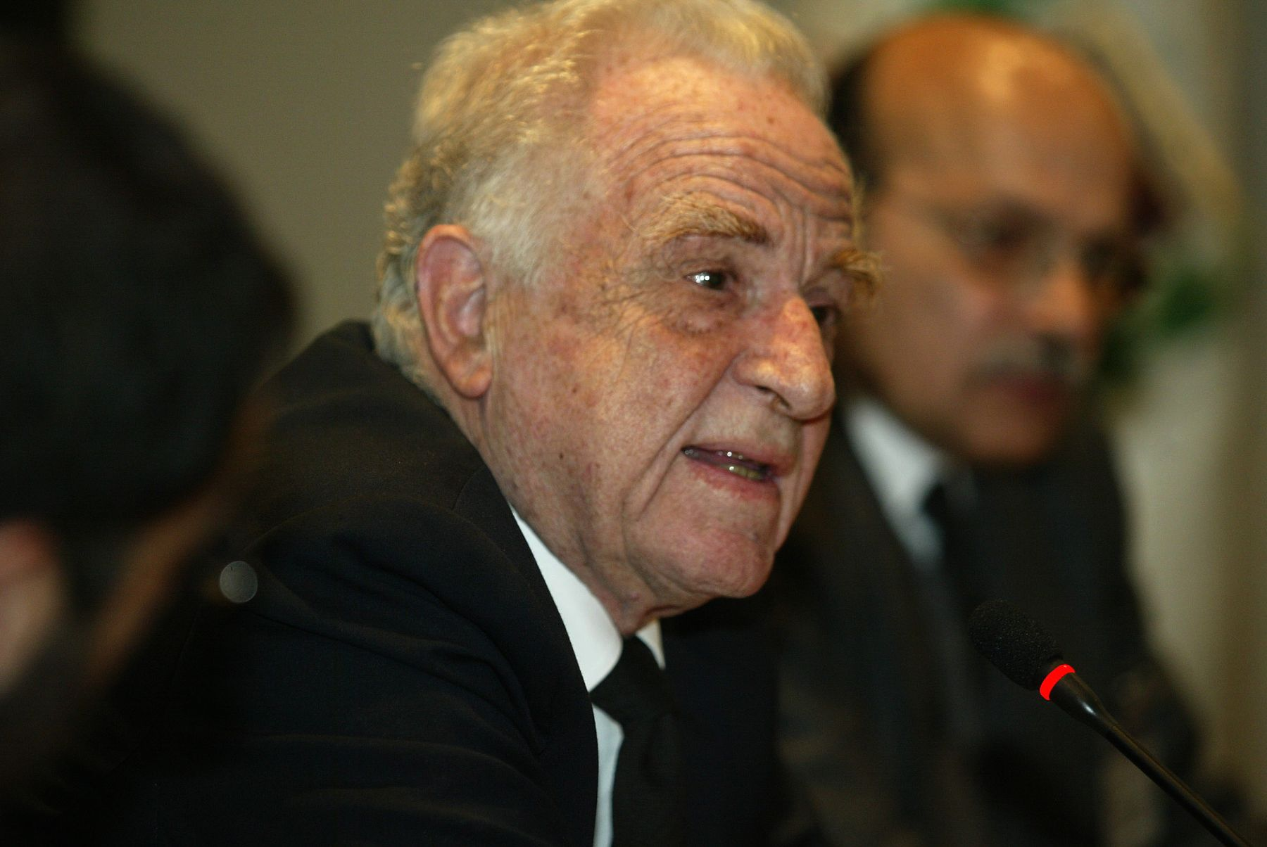 Exvicecanciller Luis Solari Tudela. Foto: ANDINA/Archivo